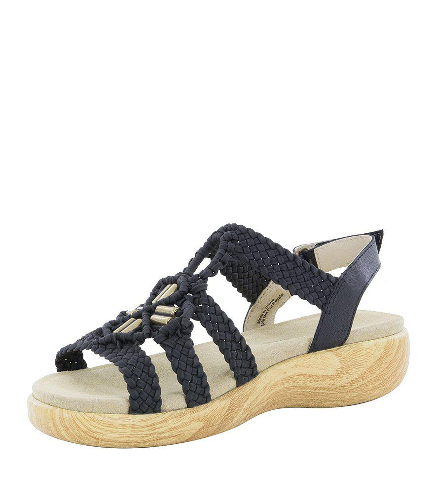Jena Crochet Sandals priVRsSbh1