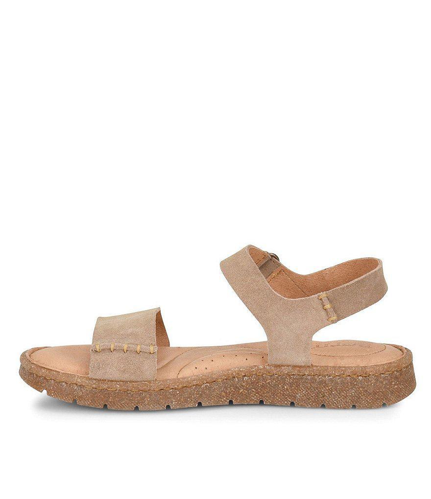 Madira Suede Sandals JWT5m2McBX