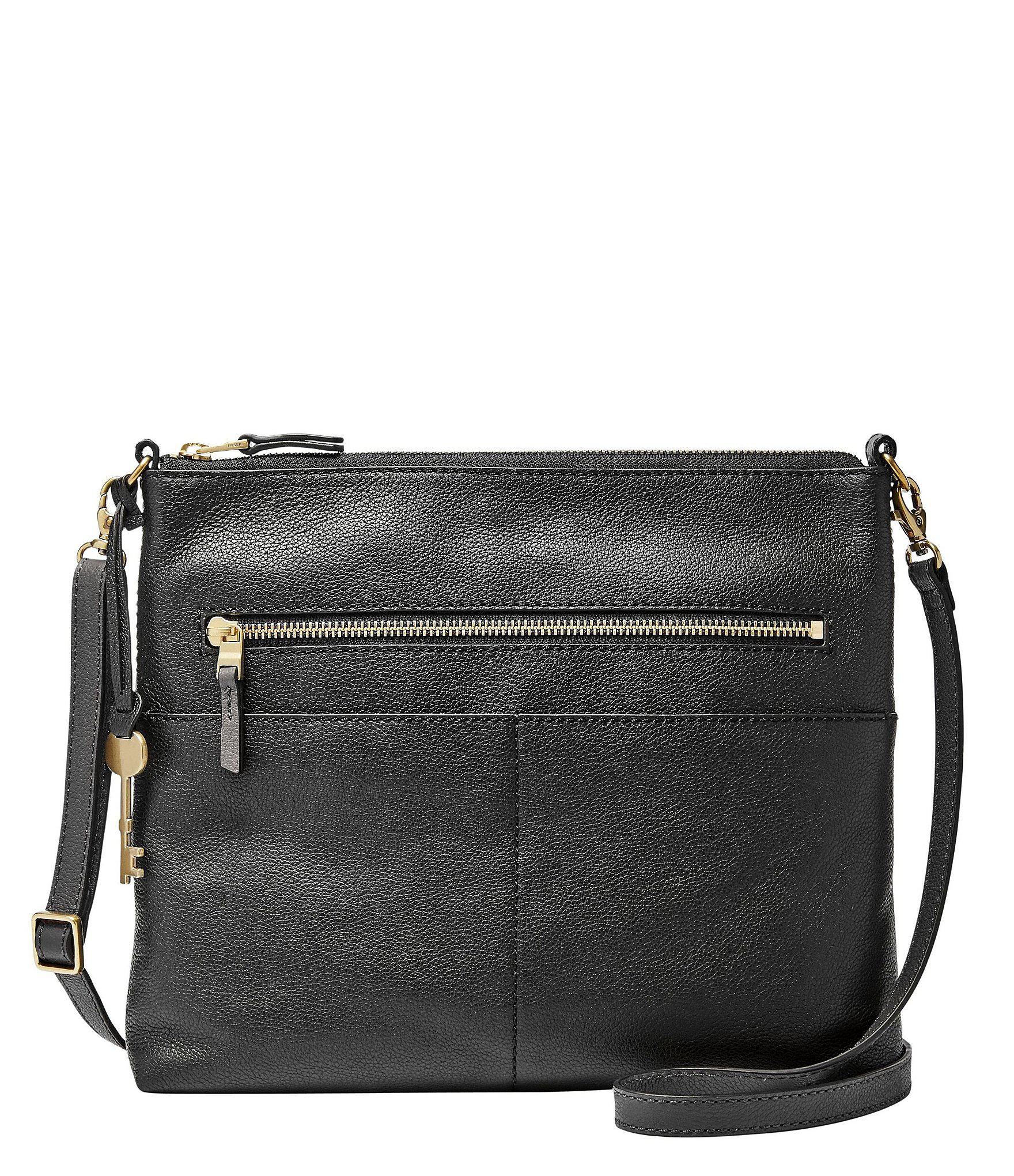 8359b6ca19a2 Women s Black Fiona Large Cross-body Bag