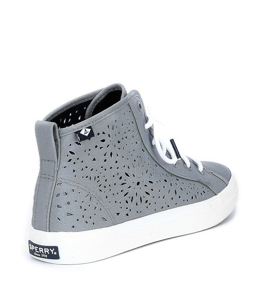 Crest Ripple Perforated Sneakers gWYSFWo1
