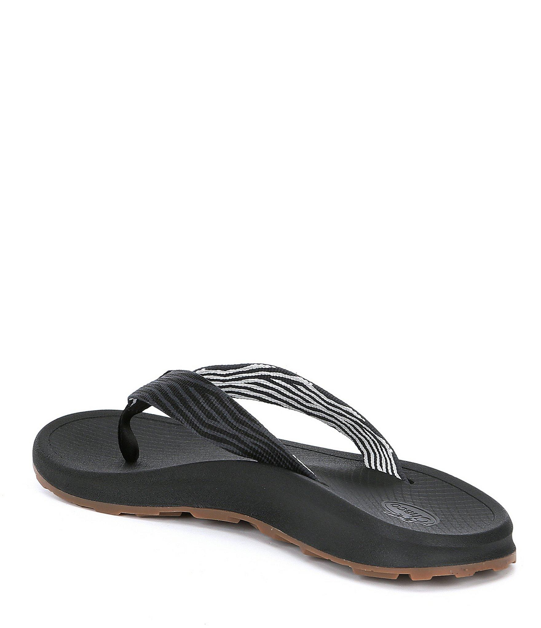 45d685fcac75 Chaco - Black Men s Playa Pro Web Flip Flop for Men - Lyst. View fullscreen