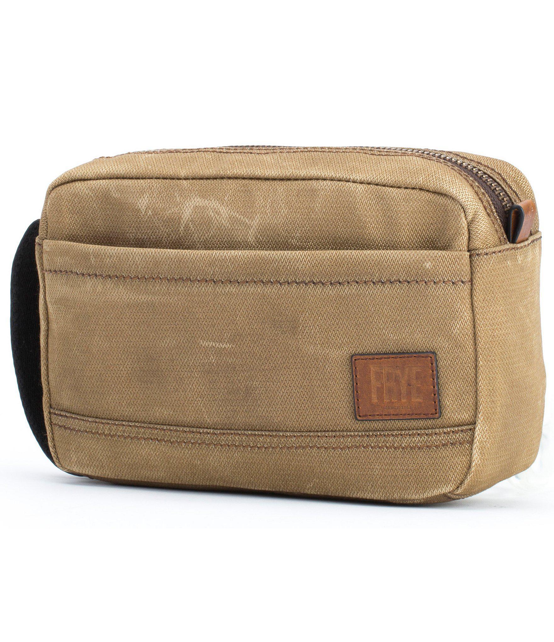 93e616727a Lyst - Frye Carter Slim Travel Kit for Men