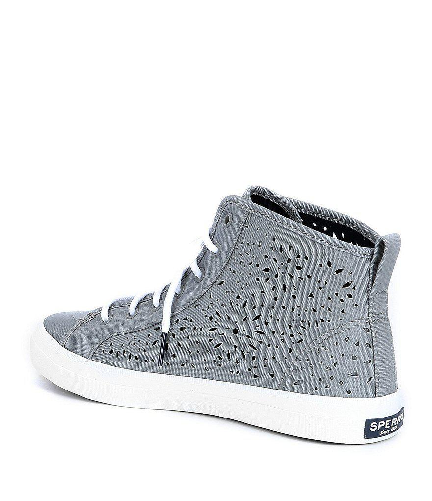 Sperry Crest Ripple Perforated Sneakers WG8c8