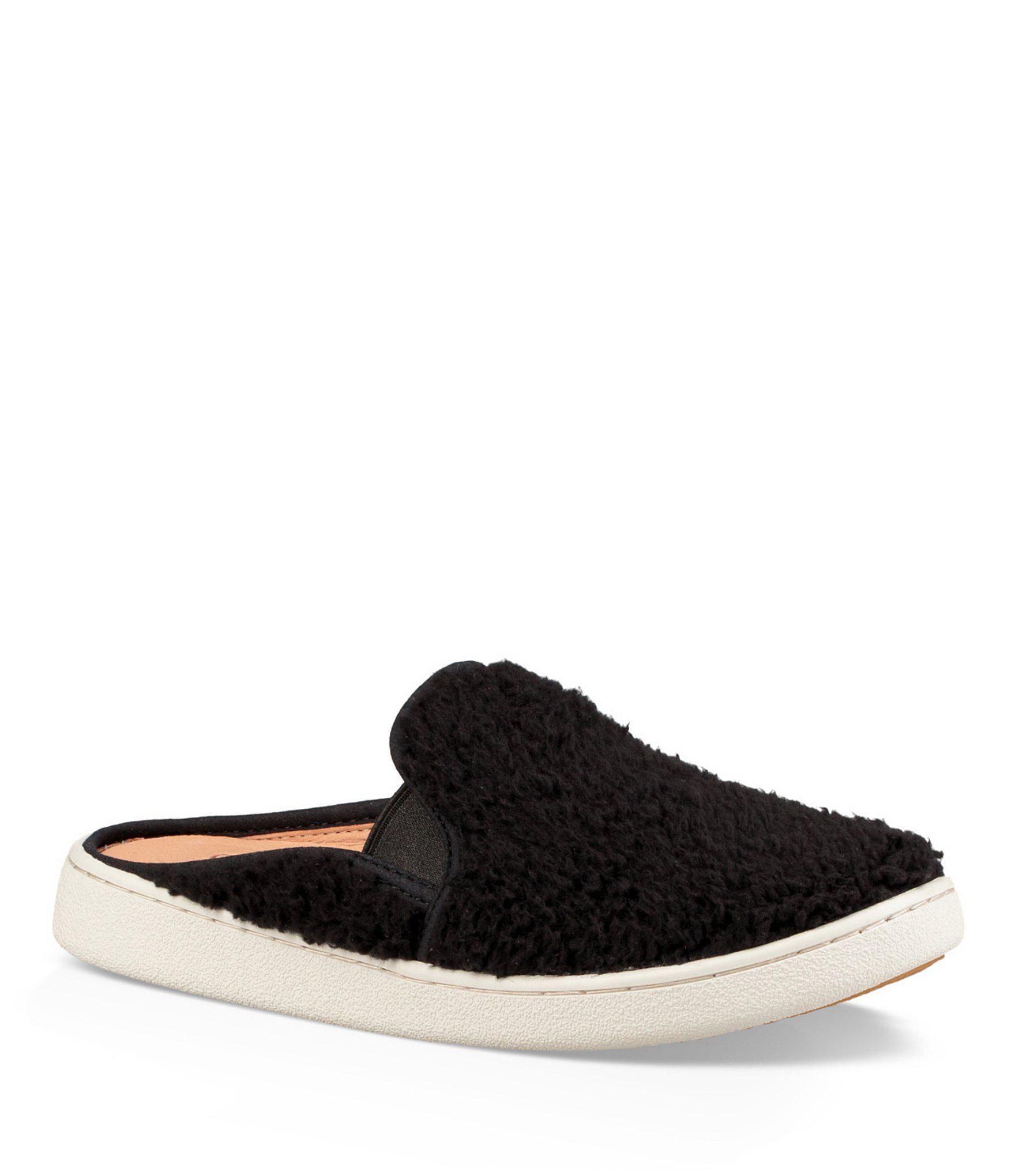 ugg mules black