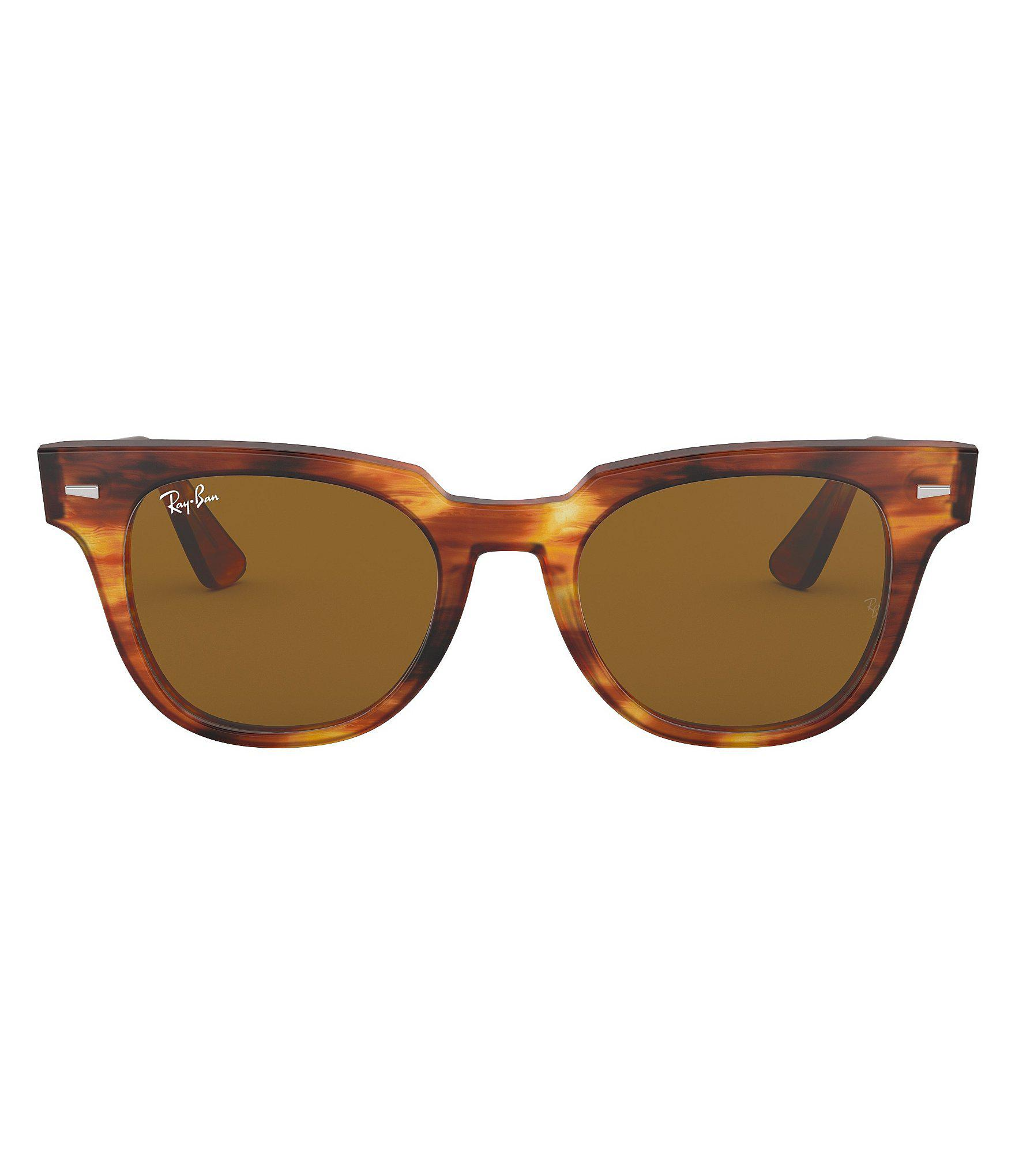 78588fab48 Lyst - Ray-Ban Meteor Classic Sunglasses in Brown for Men - Save 8%