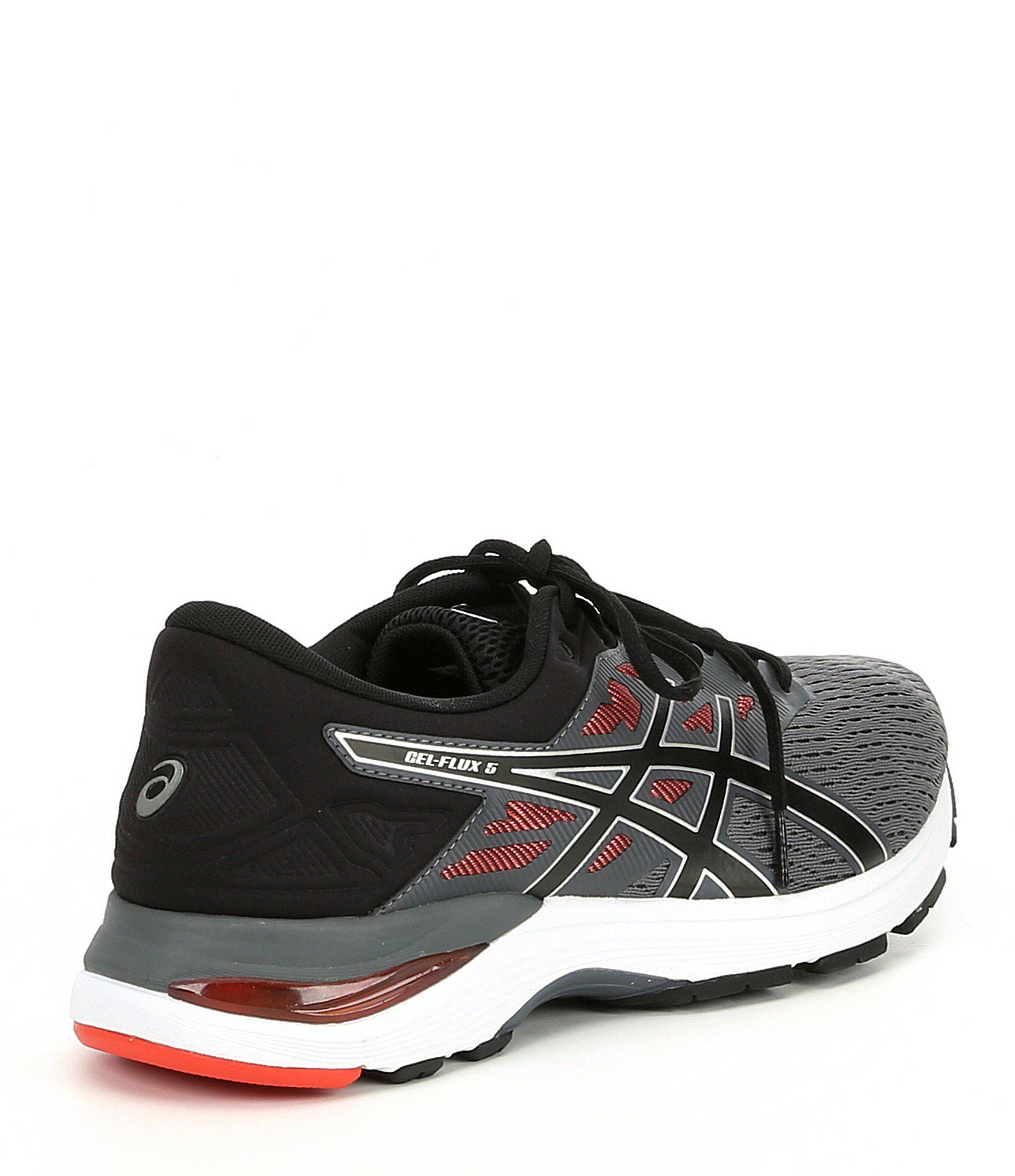dc2971b4c2b Lyst - Asics Men's Gel-flux 5 Running Shoes in Black for Men