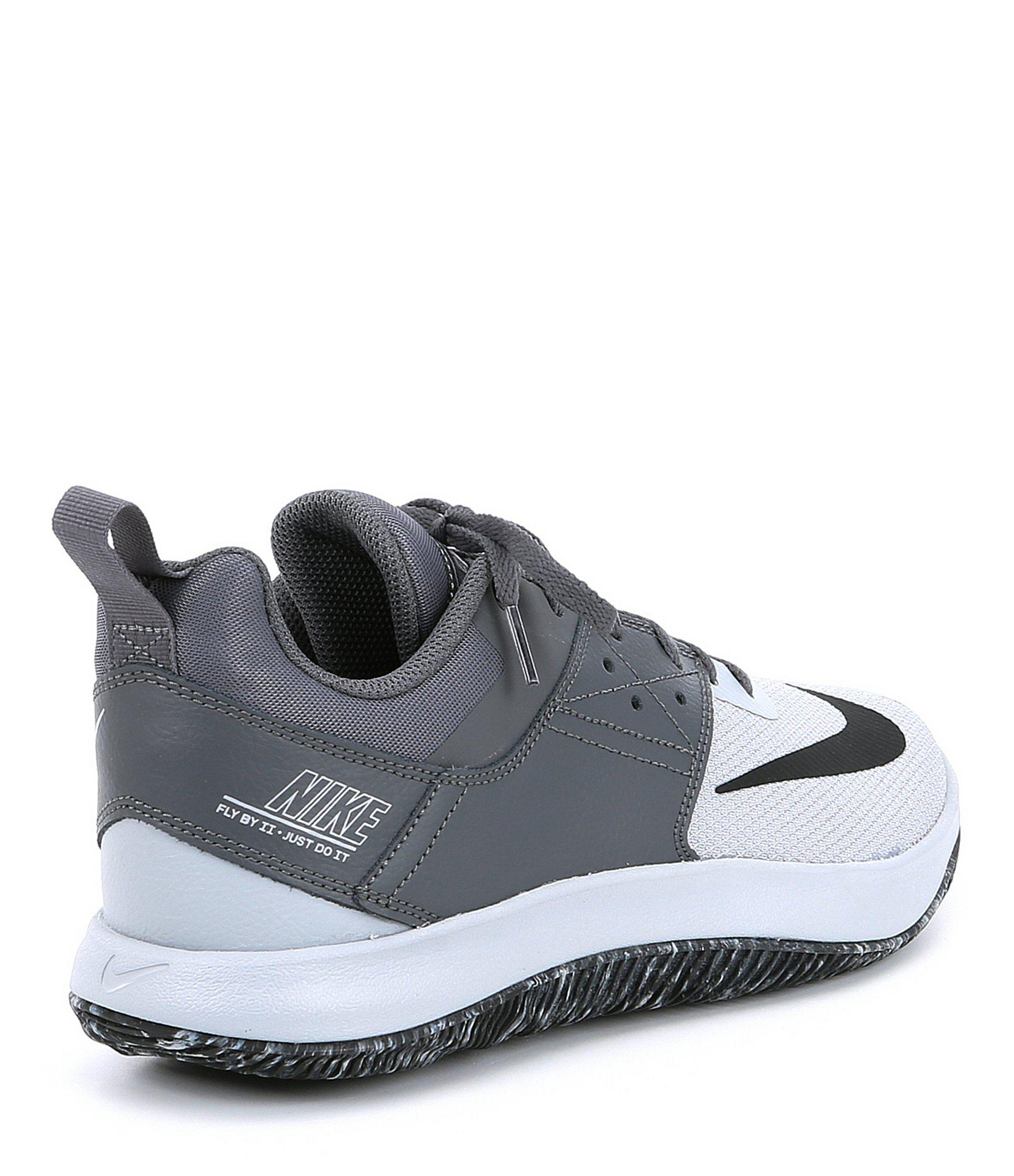140b2276af20 Nike - Gray Men s Fly By Low Ii Basketball Shoe for Men - Lyst. View  fullscreen