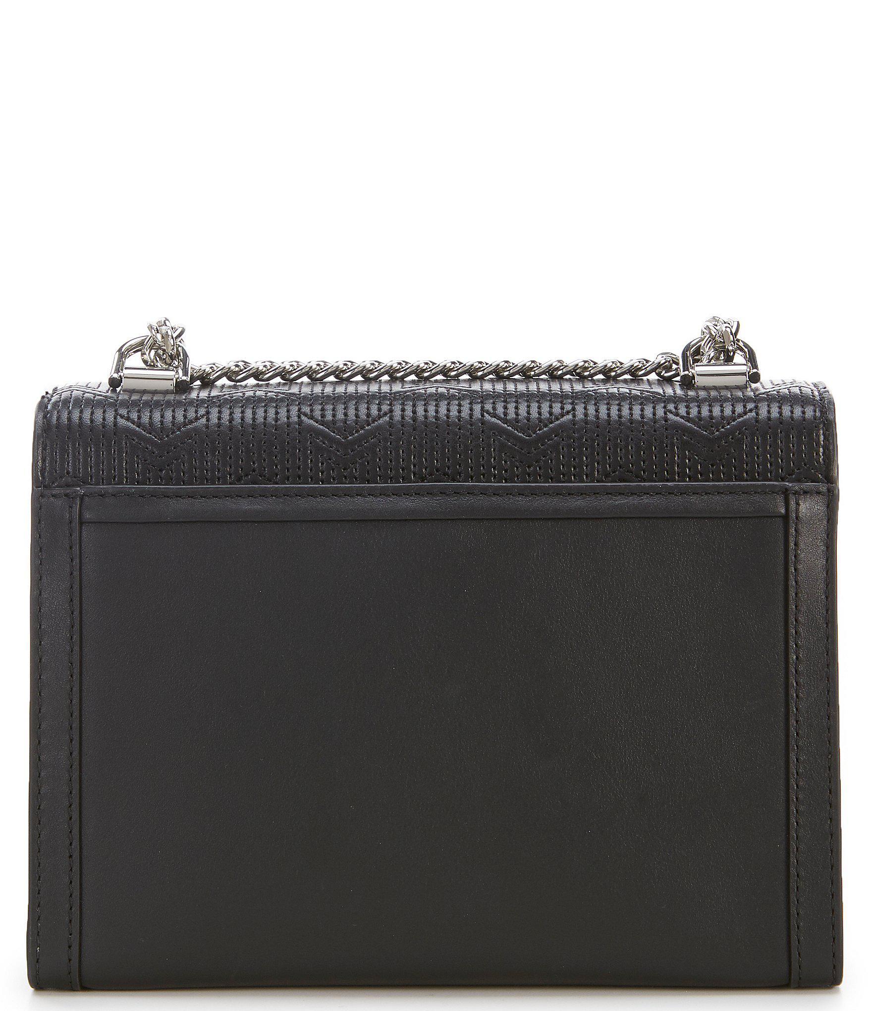 05eb5bdbf08e MICHAEL Michael Kors - Black Whitney Large Quilted Shoulder Bag - Lyst.  View fullscreen
