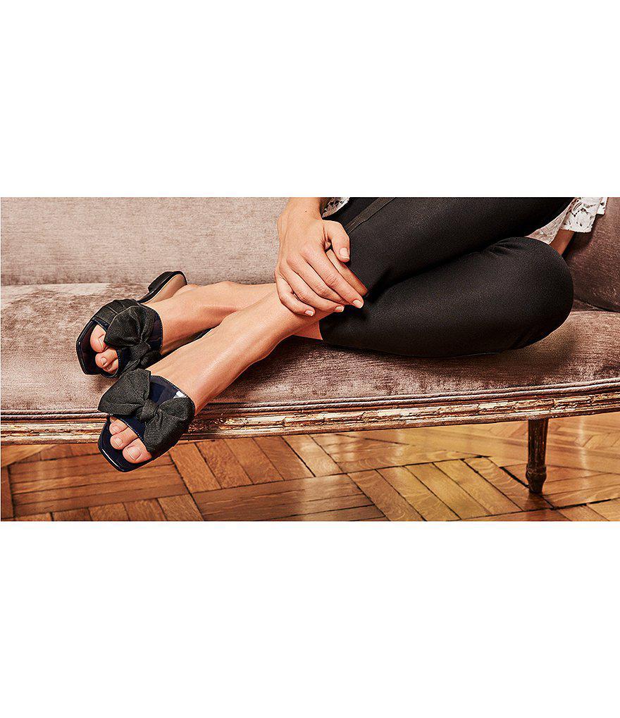 Rosie Bow Slide Sandals 7ooiBlw