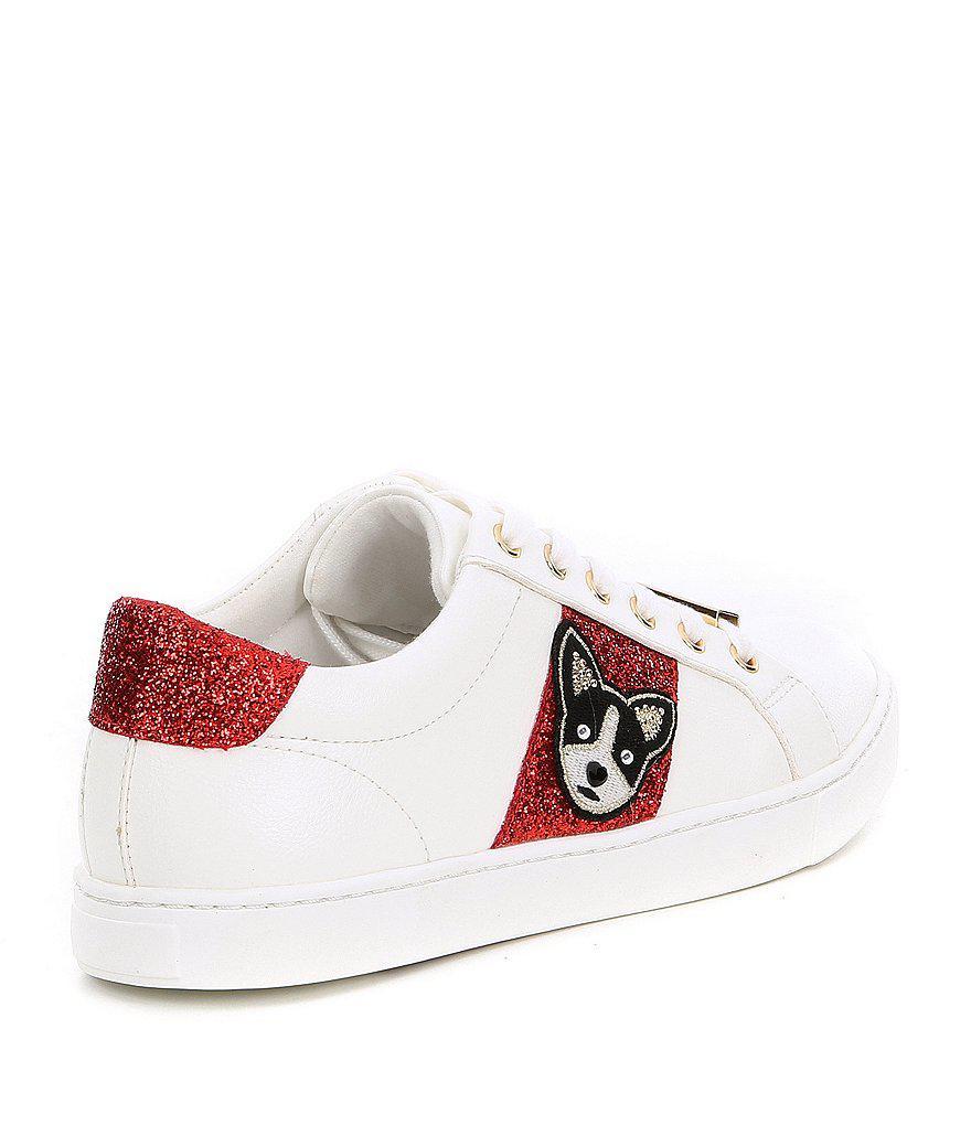 Leginiel Dog Patch Sneakers DCsstrdl