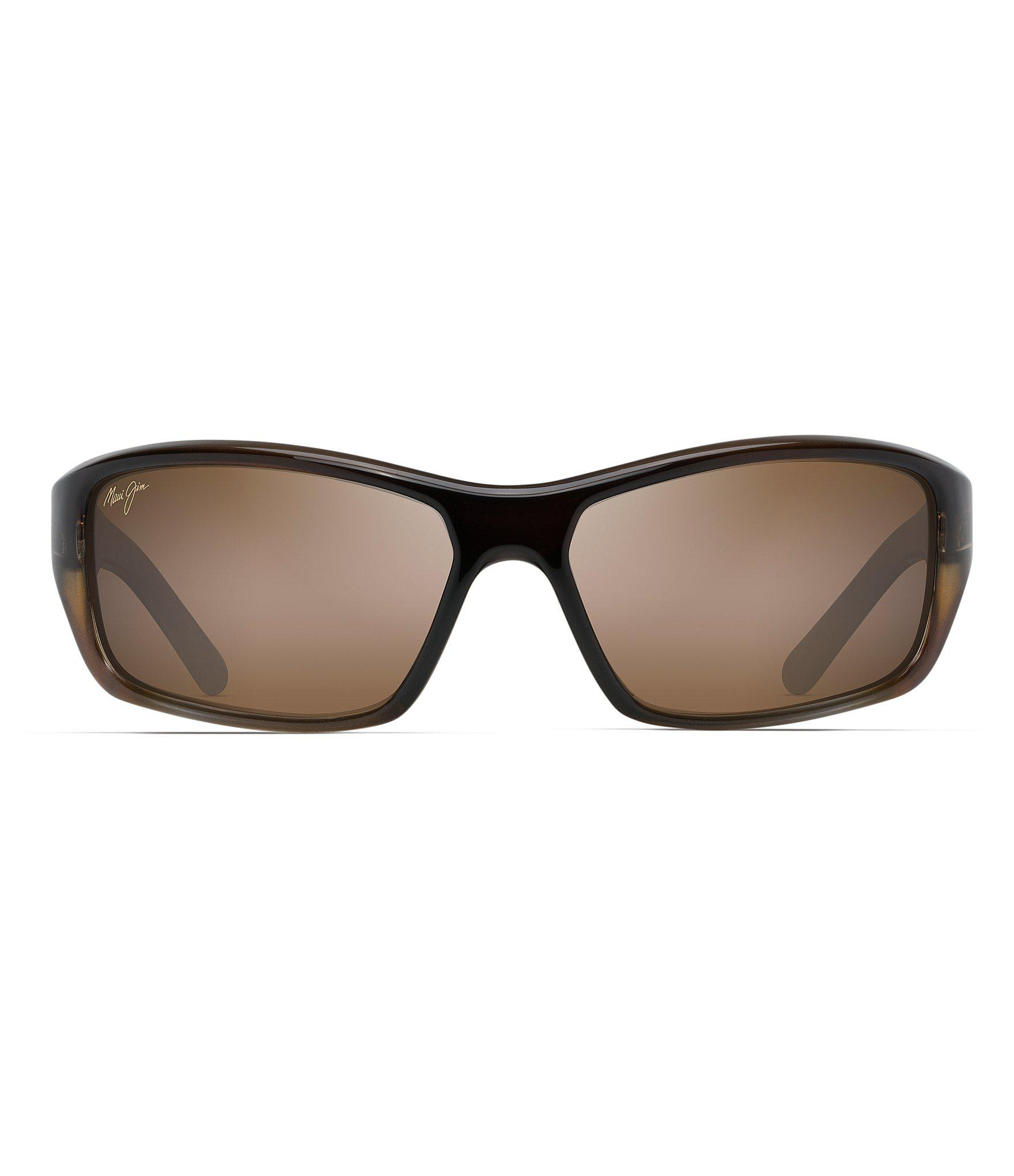 6337587835 Lyst - Maui Jim Barrier Reef Polarized Sunglasses in Brown for Men