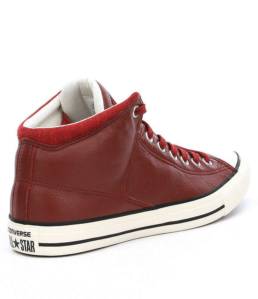 Lyst - Converse Men ́s Chuck Taylor® All Star® High Street Hi ... b3fc882d2