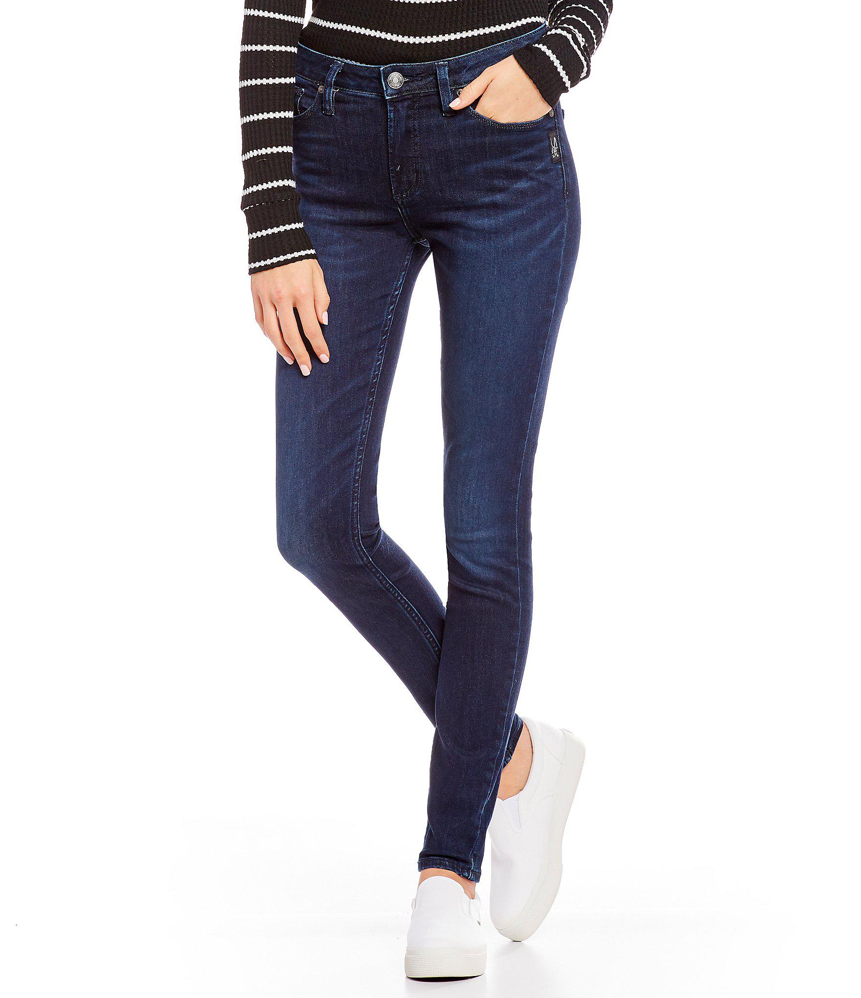 11f52d8e Gallery. Previously sold at: Dillard's · Women's Ombre Jeans ...