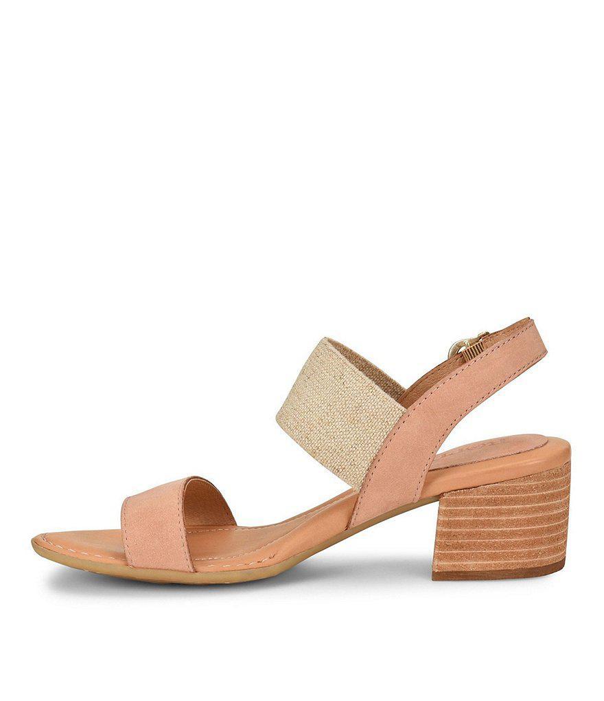Opal Stretch Block Heel Sandals RauEz9Jyl