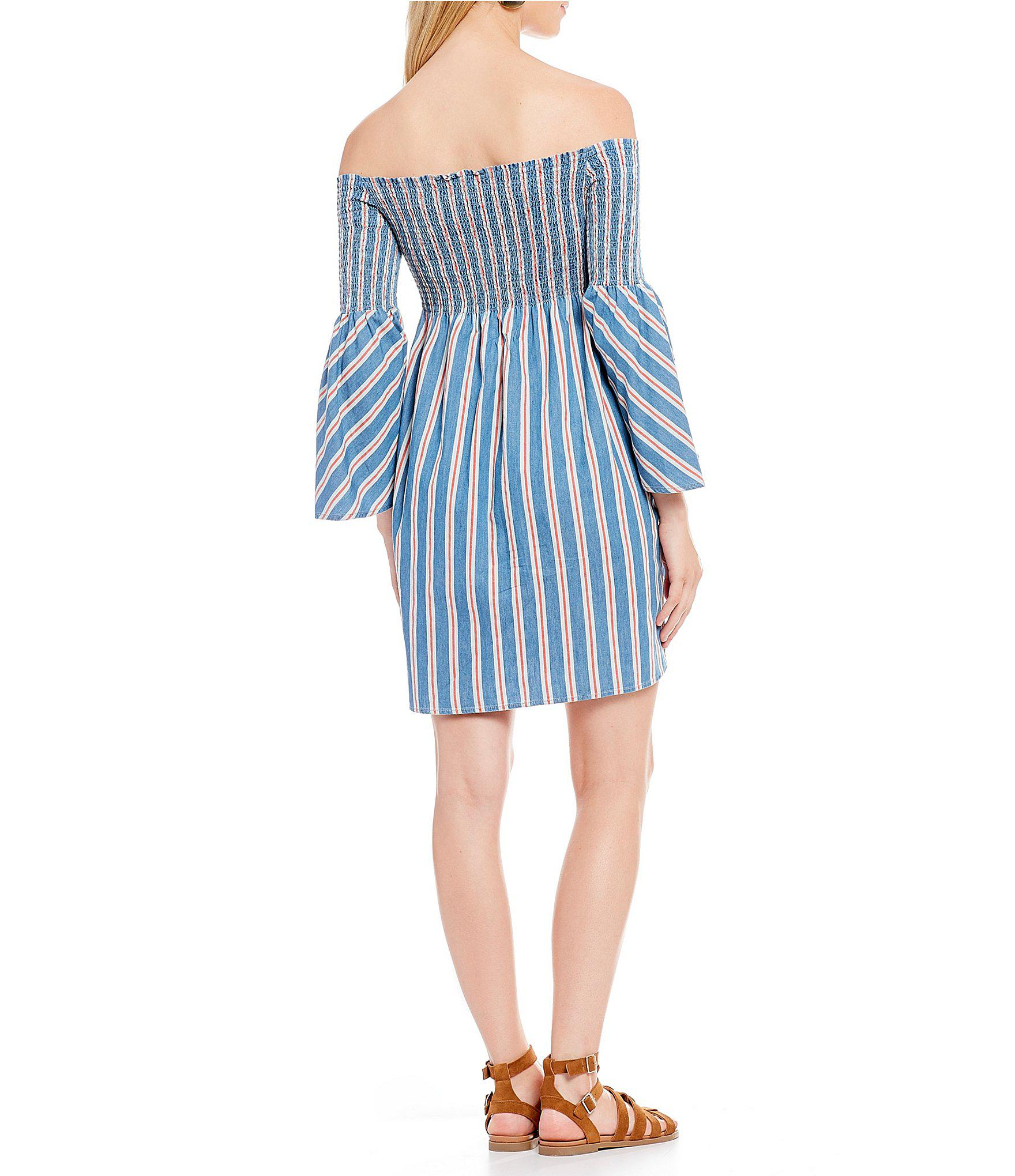 bf11d53750f Gallery. Previously sold at  Dillard s · Women s Off The Shoulder Dresses