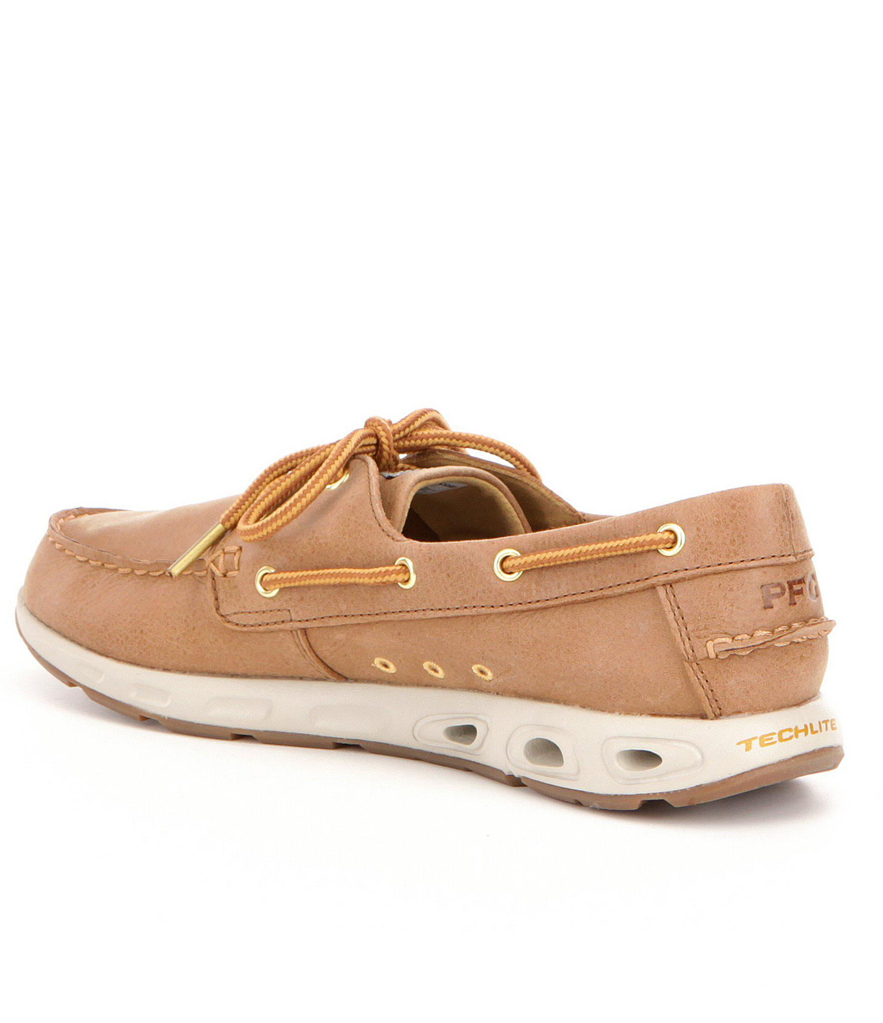 Pfg Schuhe Mens Boat Bonehead Vent Herren Columbia Shoes ZuTOiPkX