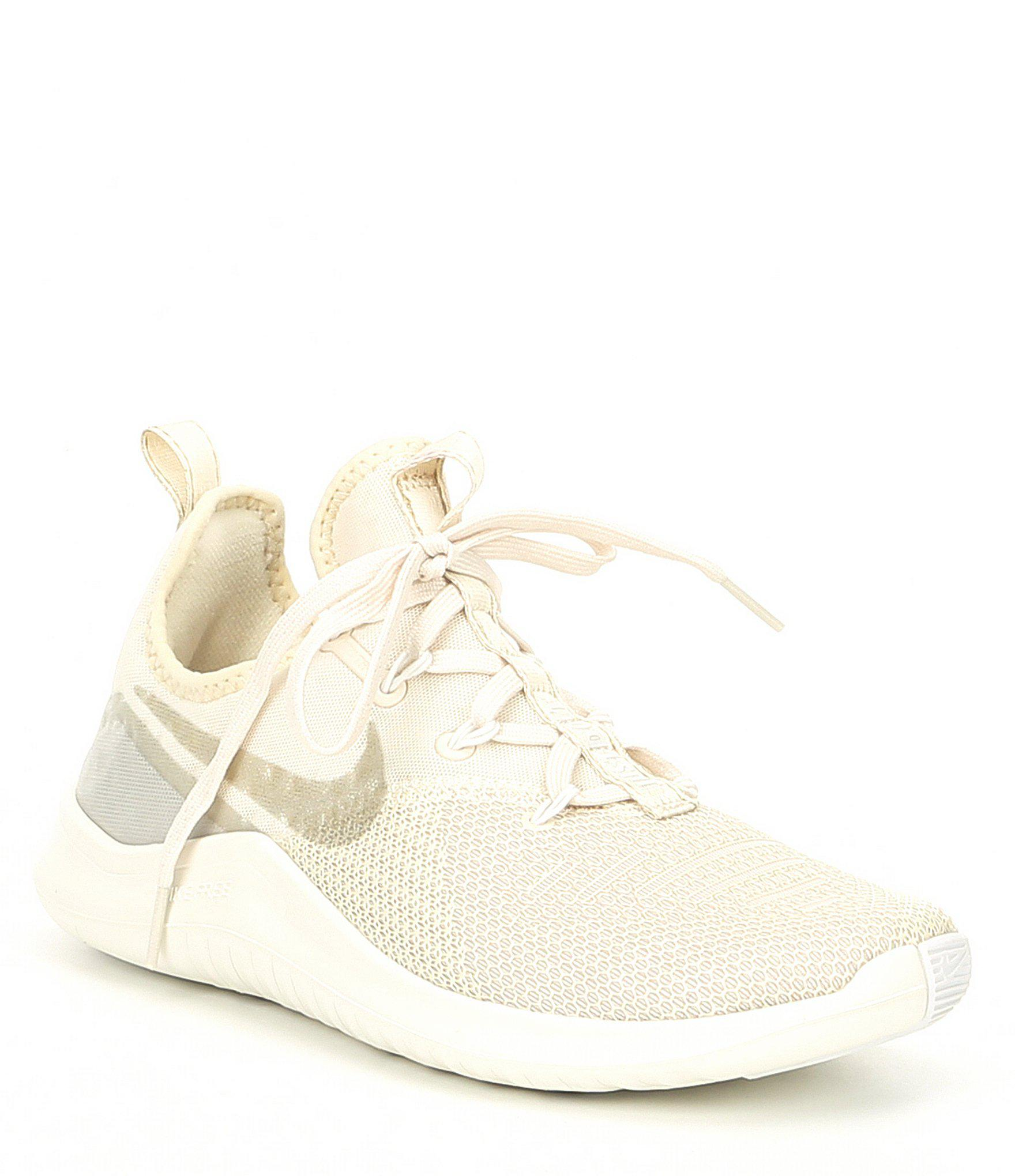 8e8f6212c3e Lyst - Nike Women s Free Tr 8 Training Shoe in Natural