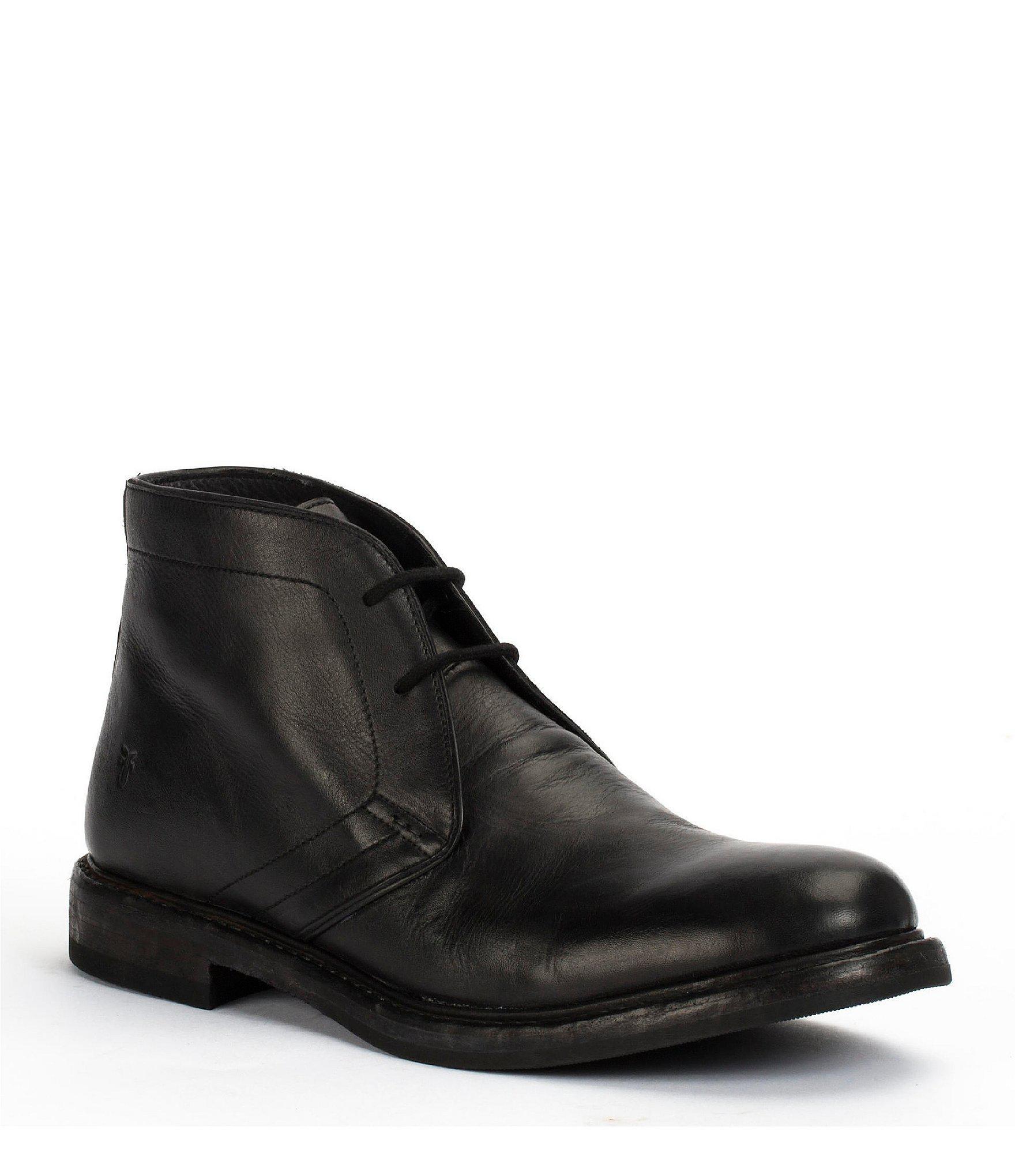 a400a4199e05b8 Lyst - Frye Men s Murray Chukka Boot in Black for Men