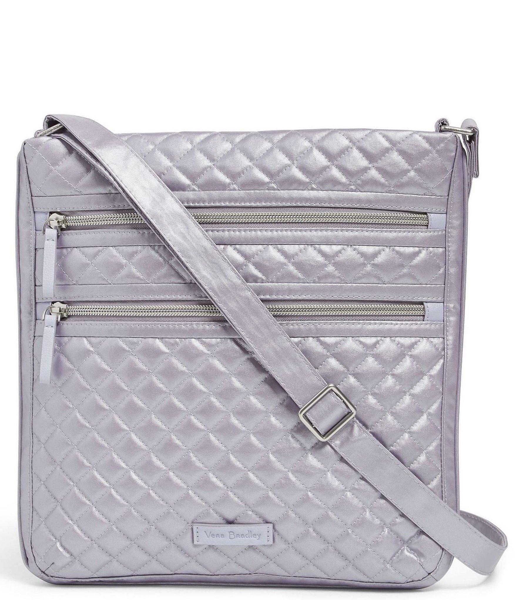829bbfe5bb5 Vera Bradley - Multicolor Iconic Triple Zip Hipster Cross-body Bag - Lyst.  View fullscreen