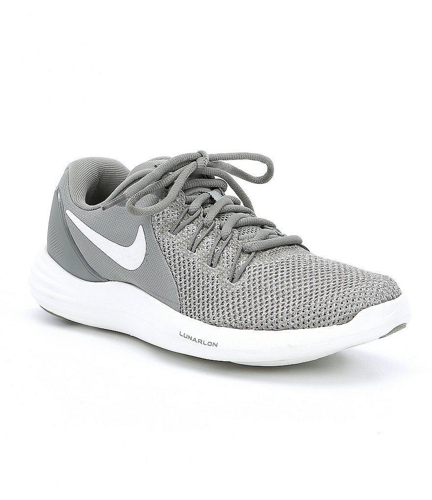 d2c377c64609 Lyst - Nike Women s Lunar Apparent Running Shoes in Metallic