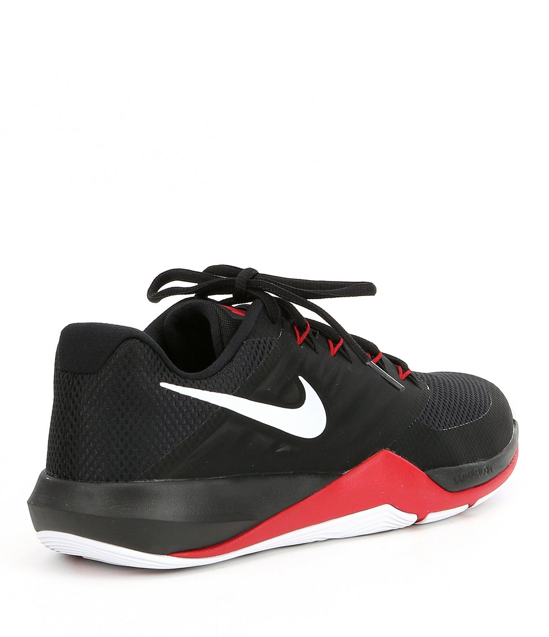 d40acaa9824f Lyst - Nike Men s Lunar Prime Iron Ii Trainer Shoes in Black for Men