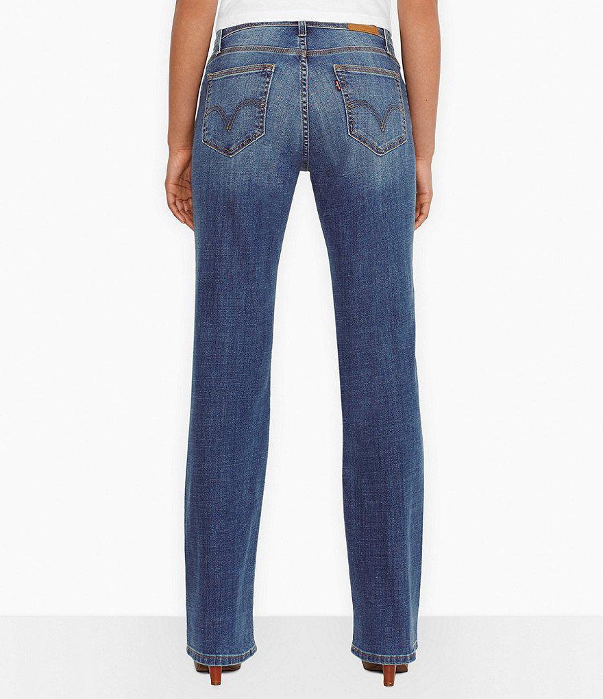 529tm curvy bootcut jeans