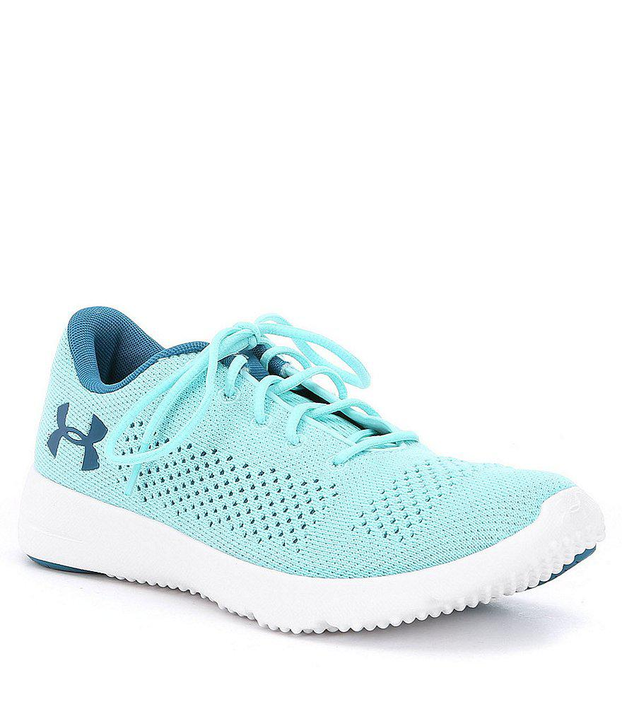 Lyst - Under Armour Women ́s Rapid Running Shoes in Blue 17284a326