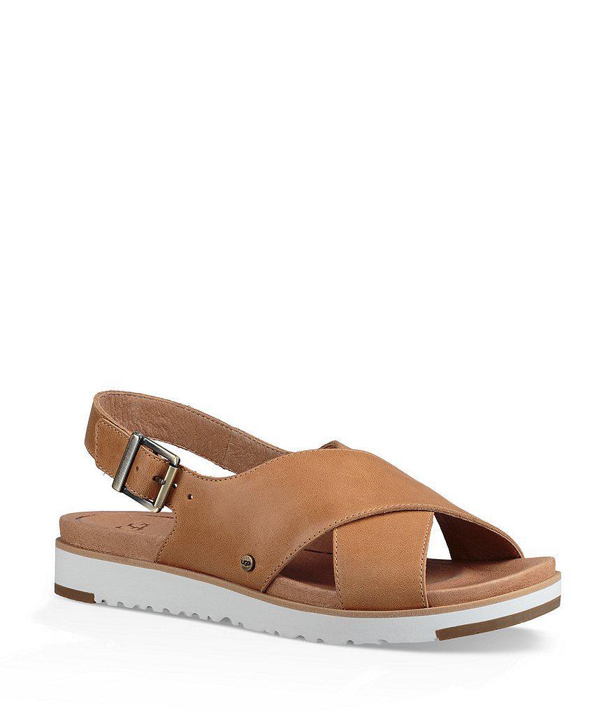 UGG® Kamile Banded Sandals z2pexW