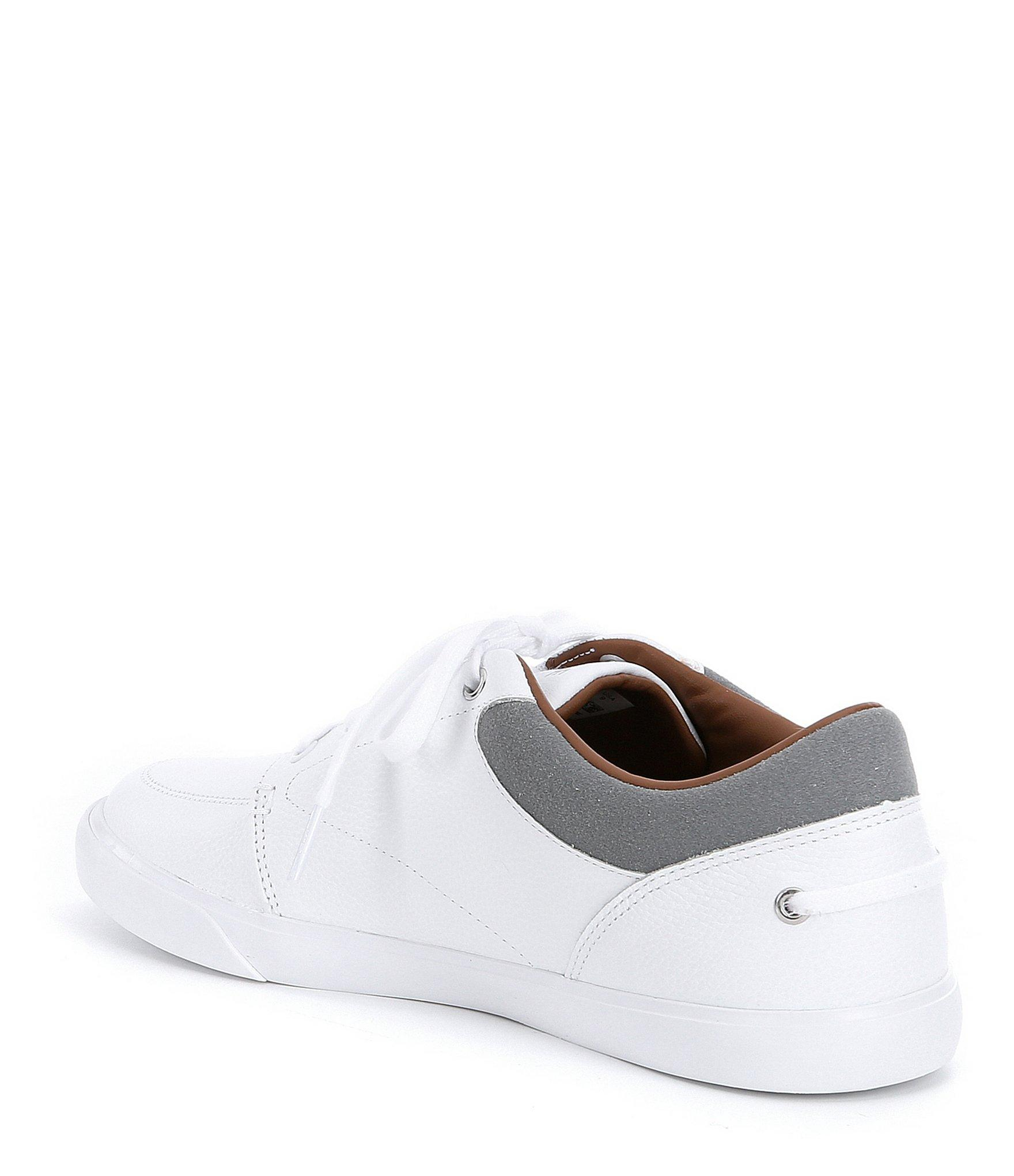 2fdf65904 Lacoste - Gray Men s Bayliss 118 Sneakers for Men - Lyst. View fullscreen