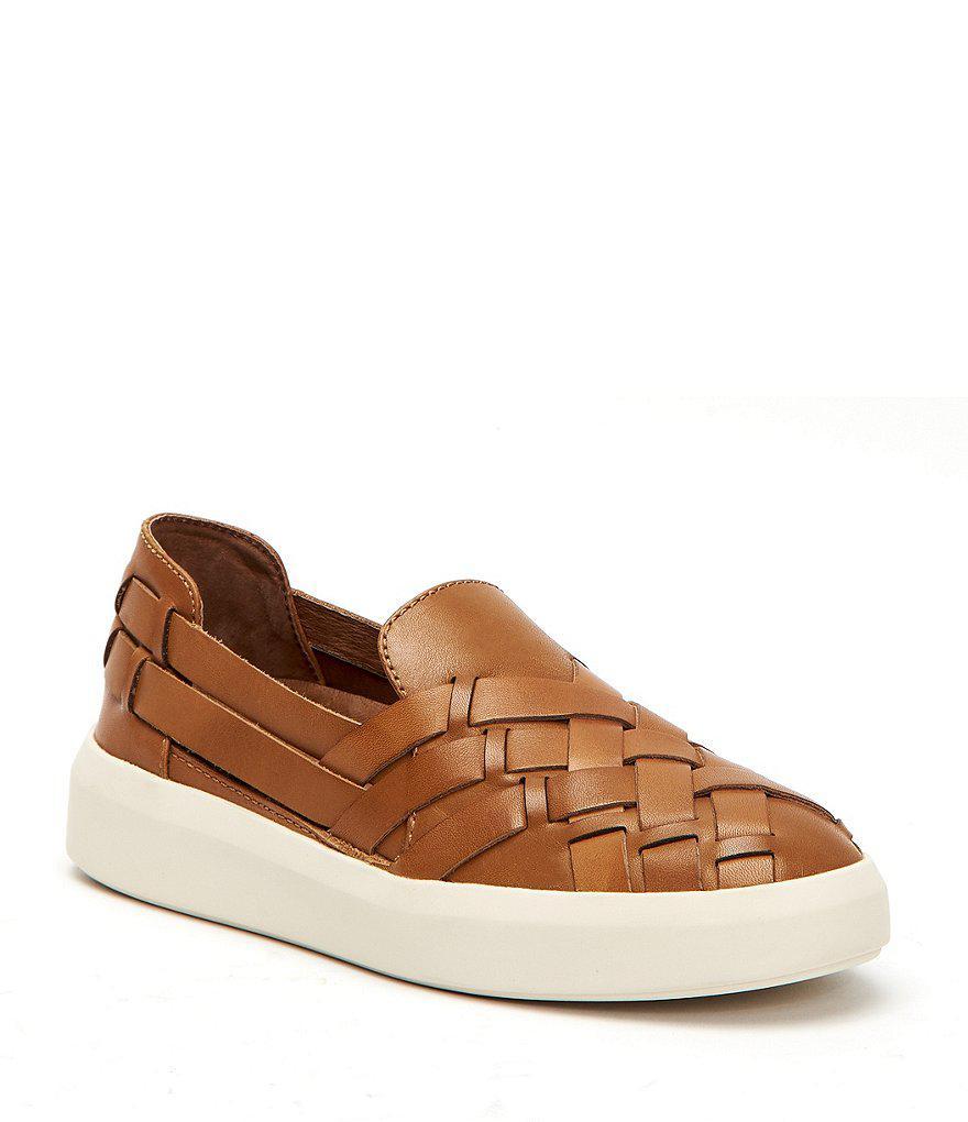 Frye Brea Huarache Slip-On Casual Sneakers 0DXip