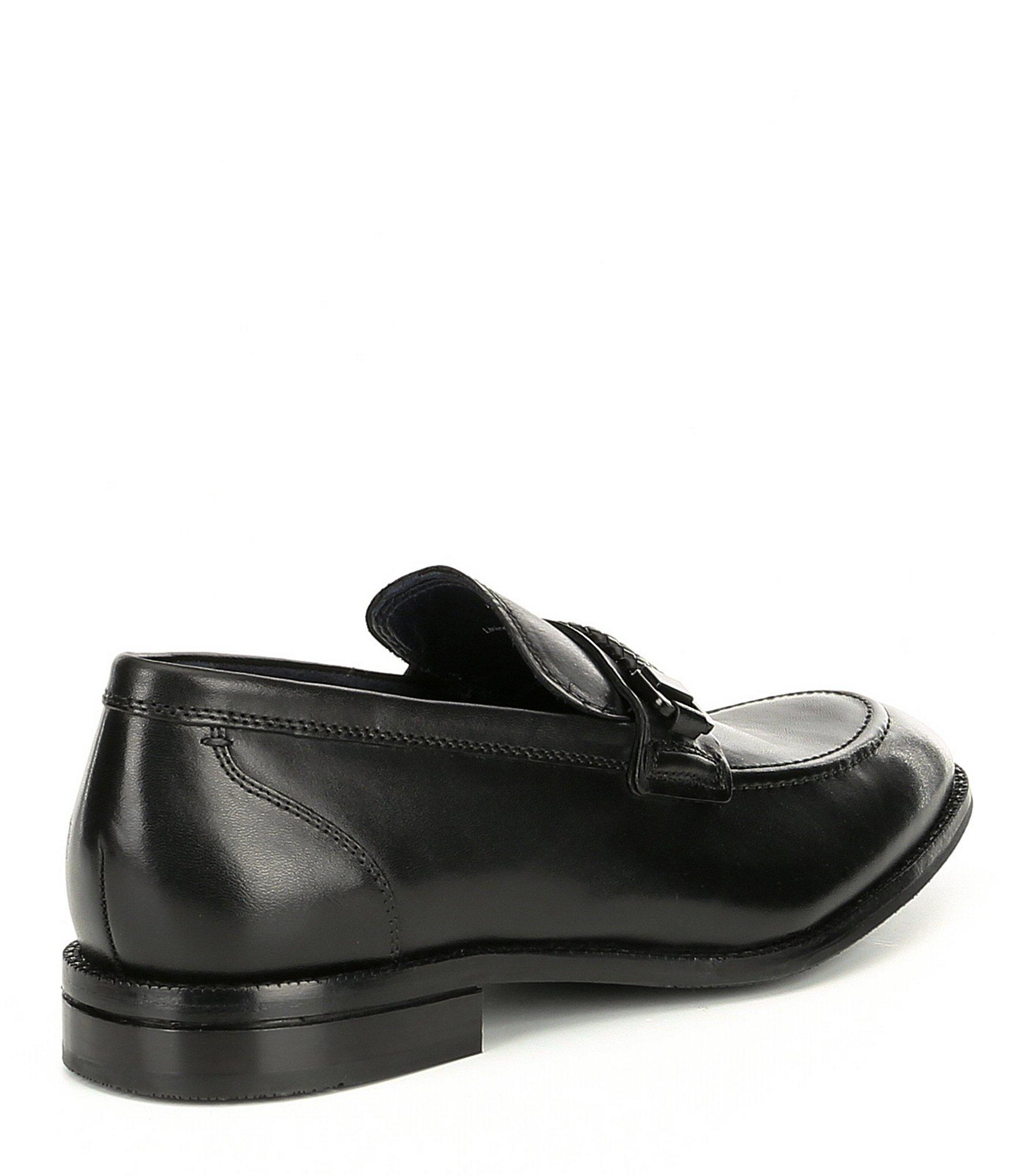 cea052866fa Lyst - Cole Haan Men s Warner Leather Grand Bit Loafer in Black for Men