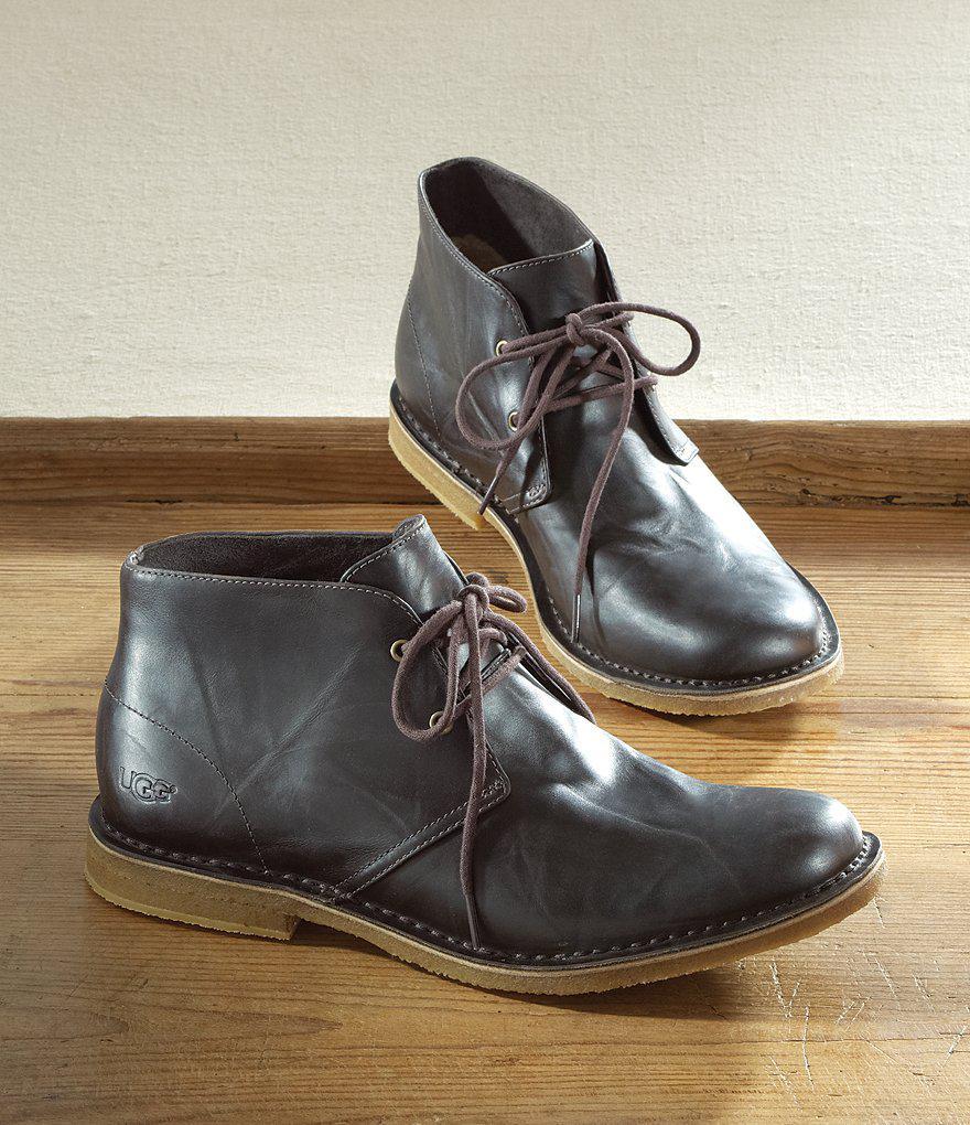 6ad2a0aa08e Ugg Multicolor Men's Leighton Desert Chukka Boots for men