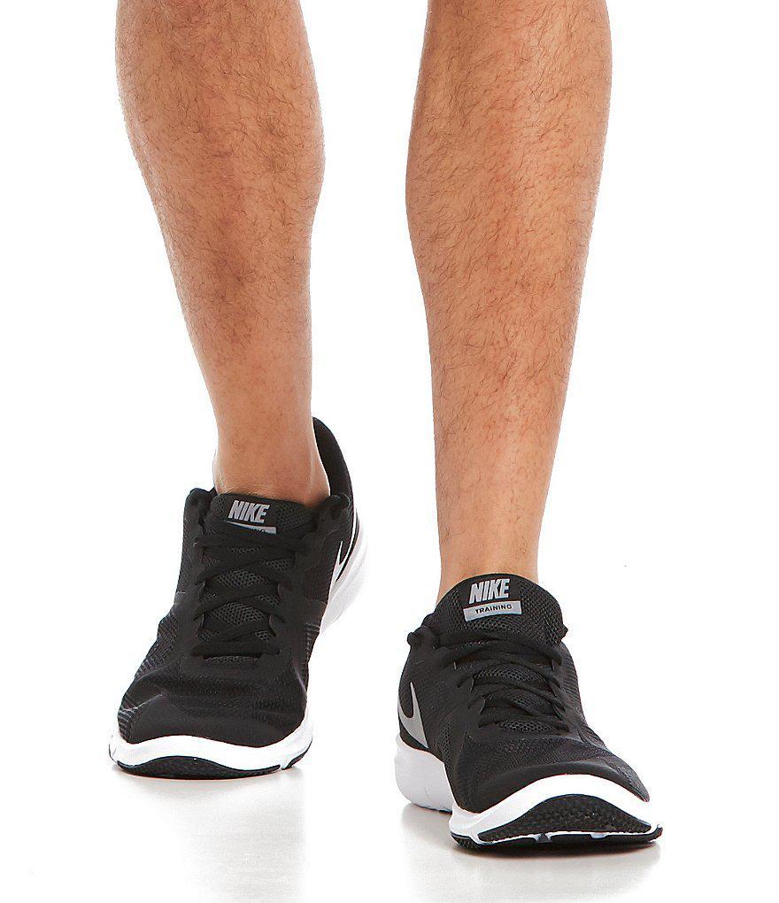 Lyst - Nike Men s Flex Control Ii Trainers in Black for Men 94adebb4e
