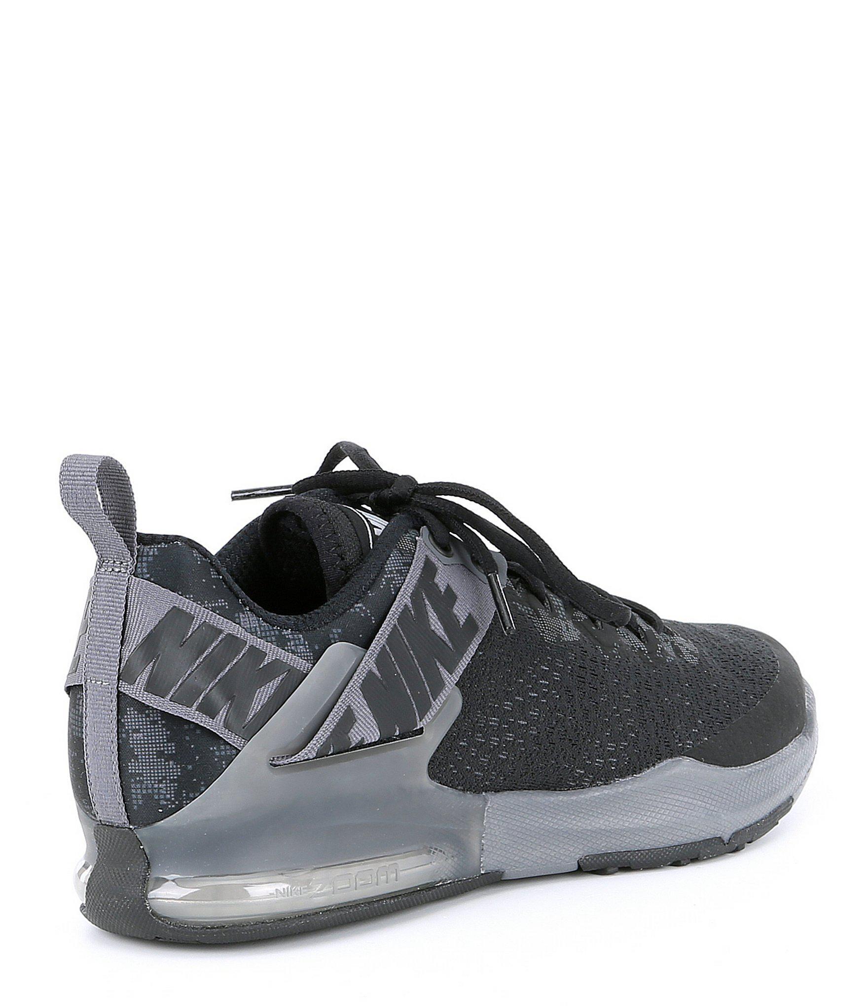 wholesale dealer 381c5 f549f Nike Men s Zoom Domination Tr 2 Training Shoe in Gray for Men - Lyst