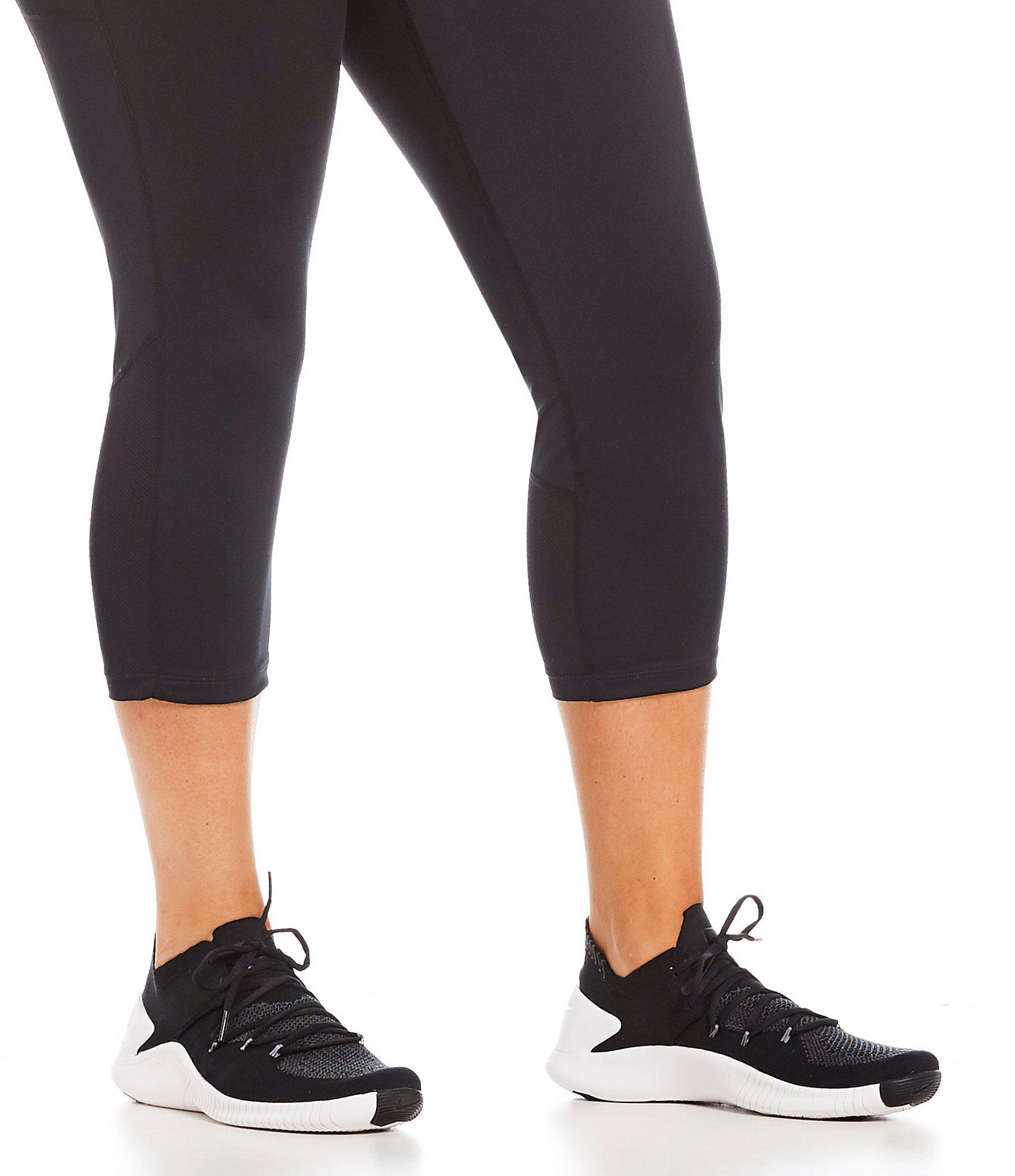 sports shoes e19a1 5063c Lyst - Nike Women s Free Tr Flyknit 3 Training Shoes in Black