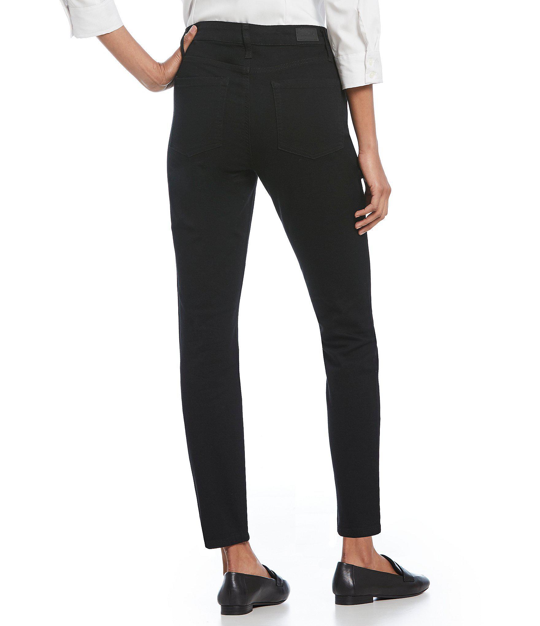 f4c763b0442 Jones New York - Black Lexington Curvy Onyx Wash Stretch Denim Skinny Jeans  - Lyst. View fullscreen