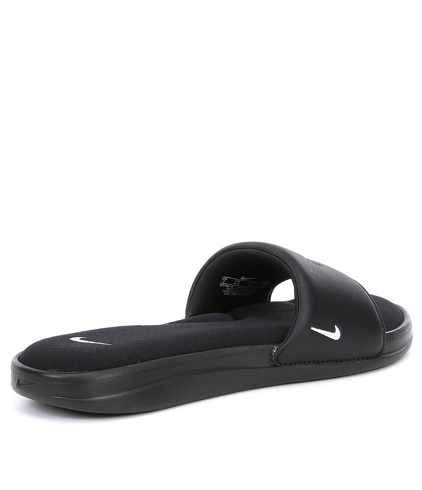 a66fb347826f Nike - Black Women s Ultra Comfort Slide - Lyst. View fullscreen
