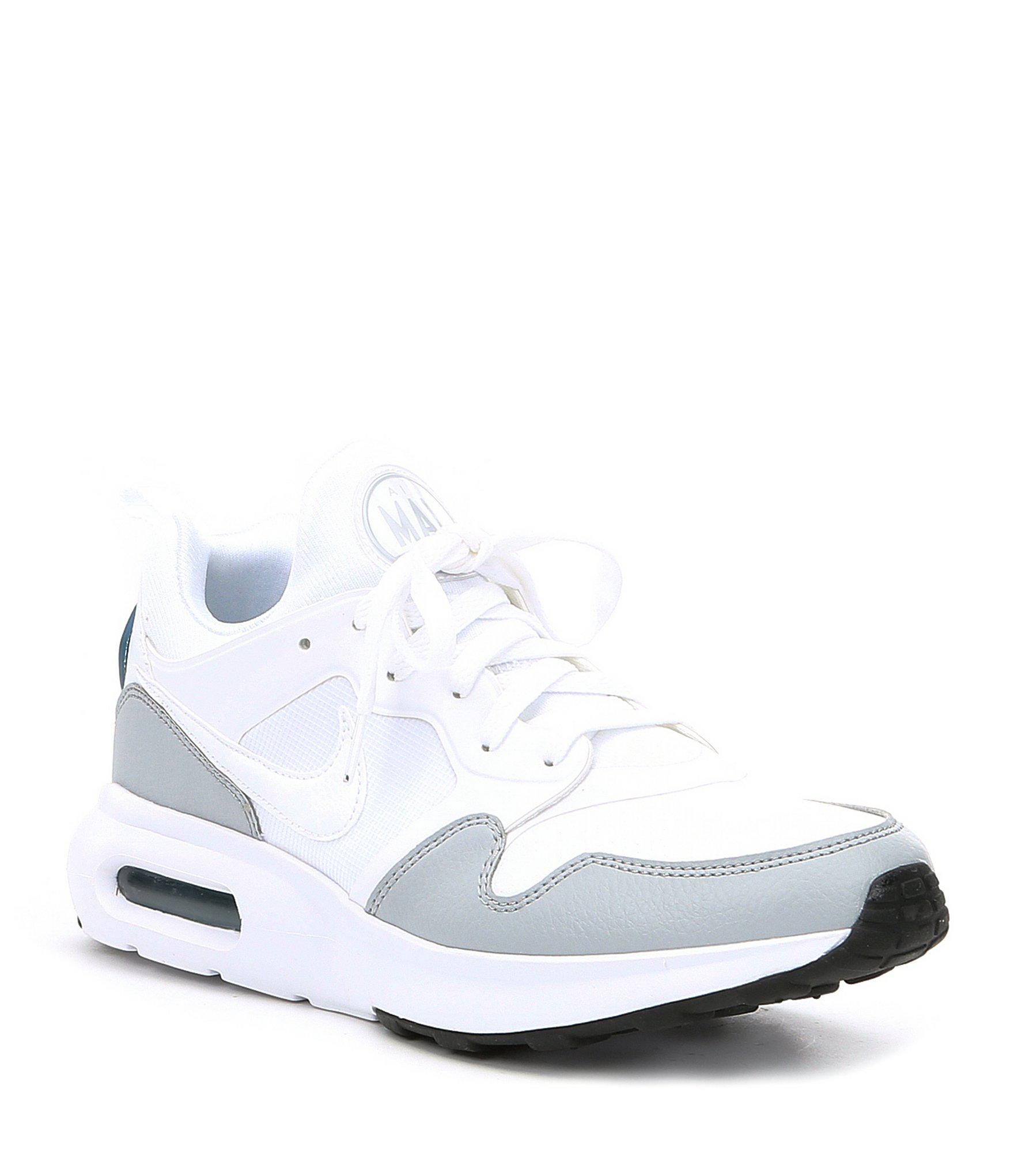 new concept d10a7 6fcc3 Lyst - Nike Men s Air Max Prime Sl Lifestyle Sneakers in White for Men