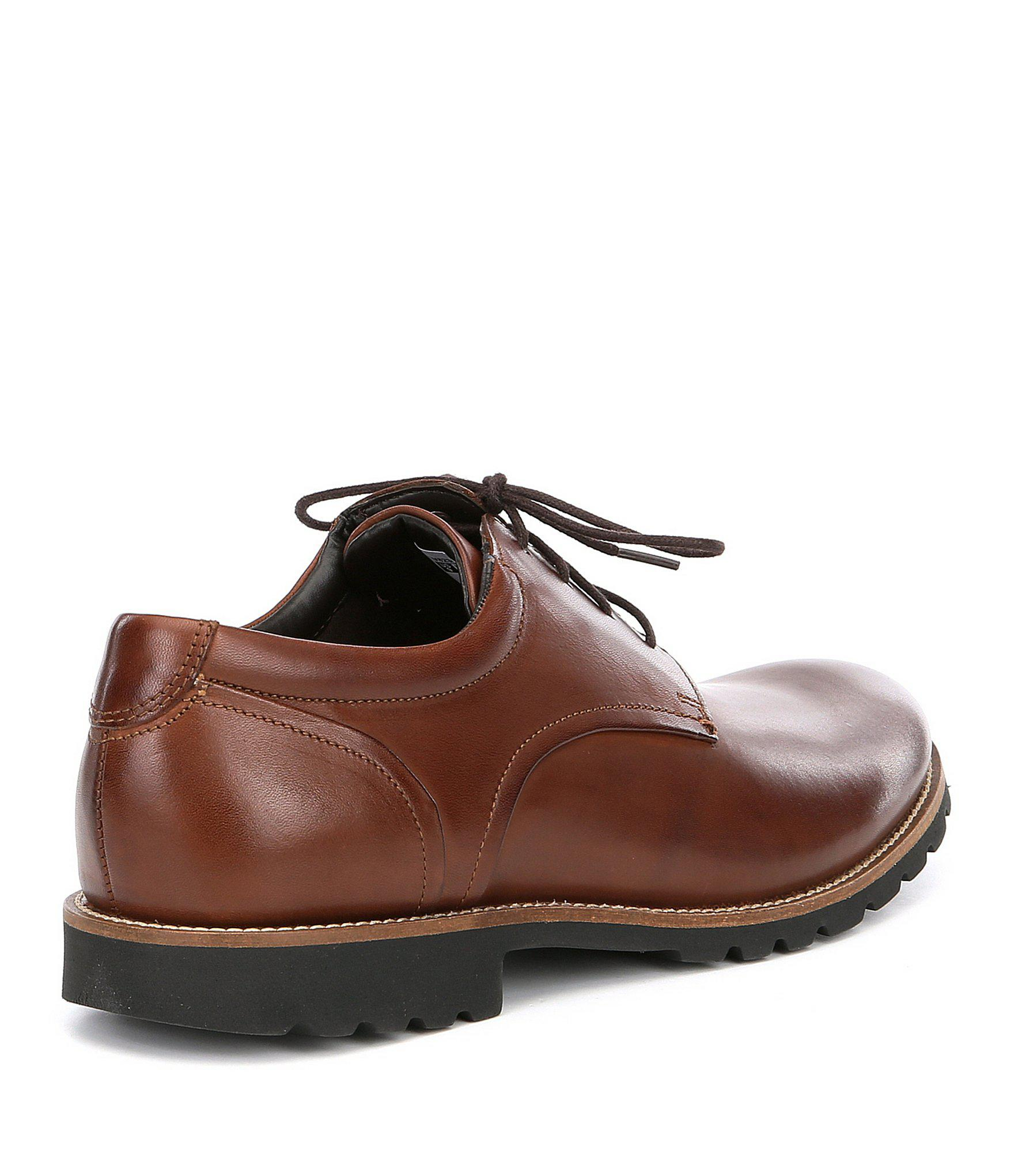 9d66cc0c5e05 Rockport - Brown Men s Colben Oxfords for Men - Lyst. View fullscreen