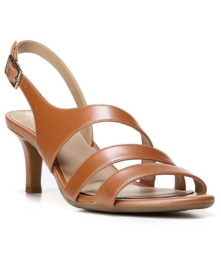 Taimi Leather Dress Sandals x2eWOSNm