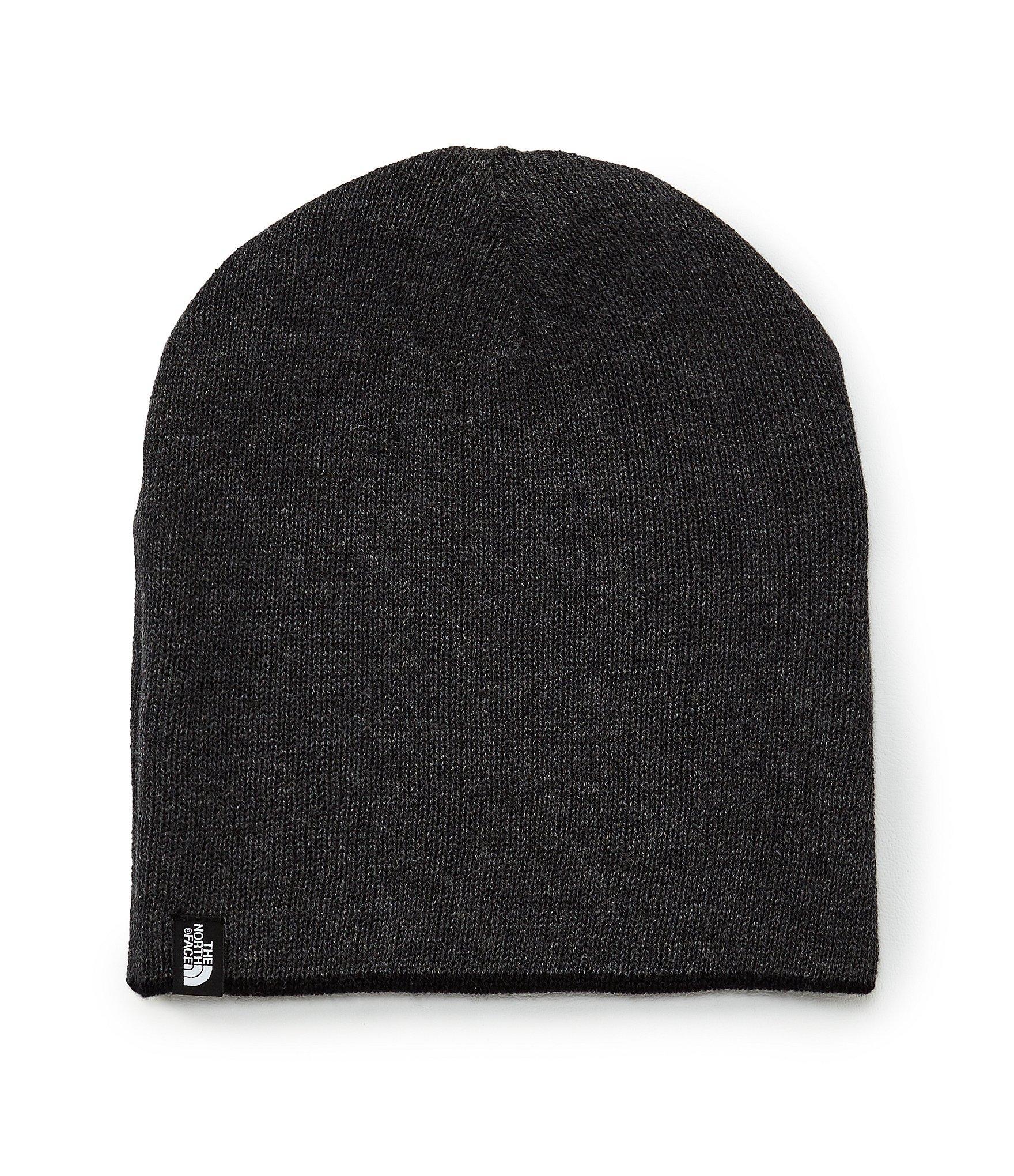 72af5647353 Lyst - The North Face Men s Merino Reversible Beanie in Black for Men