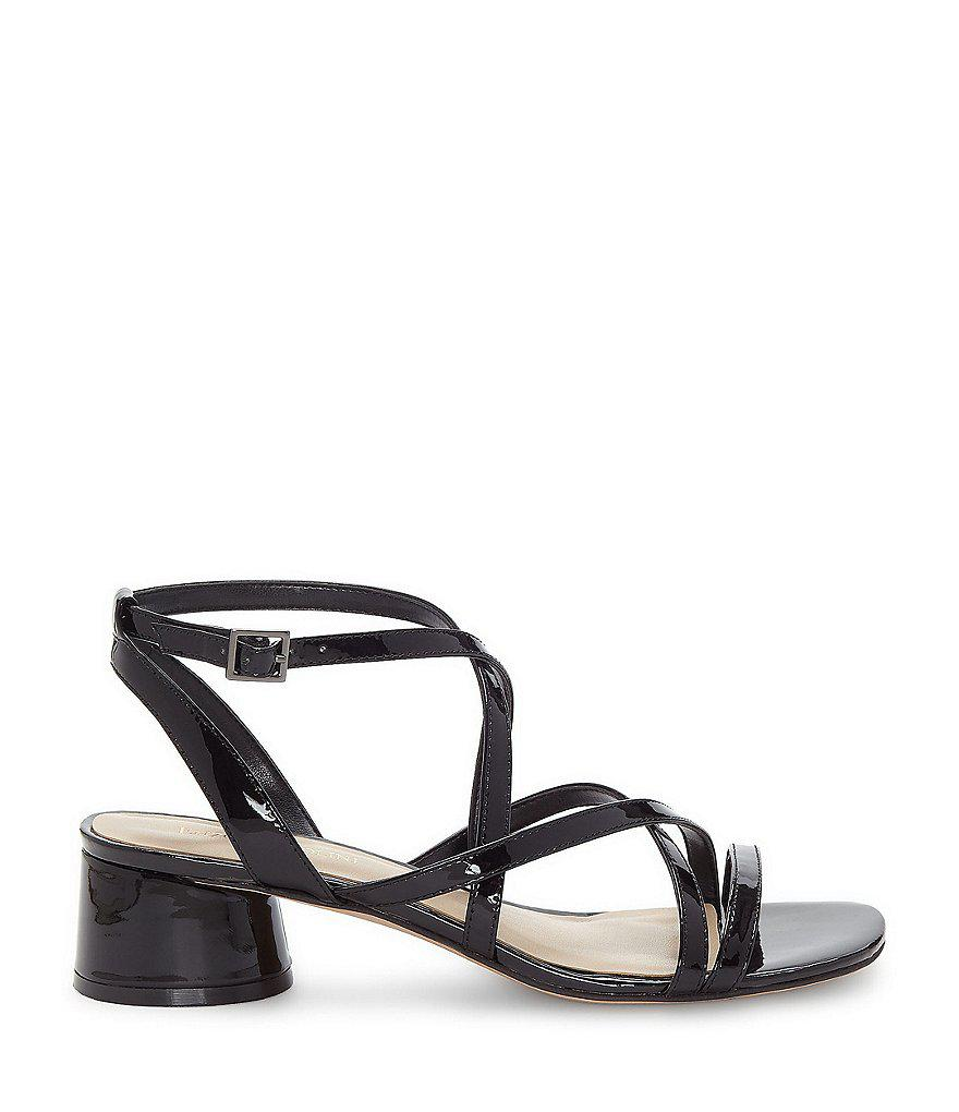 Enzo Angiolini Malleri Patent Leather Dress Sandals