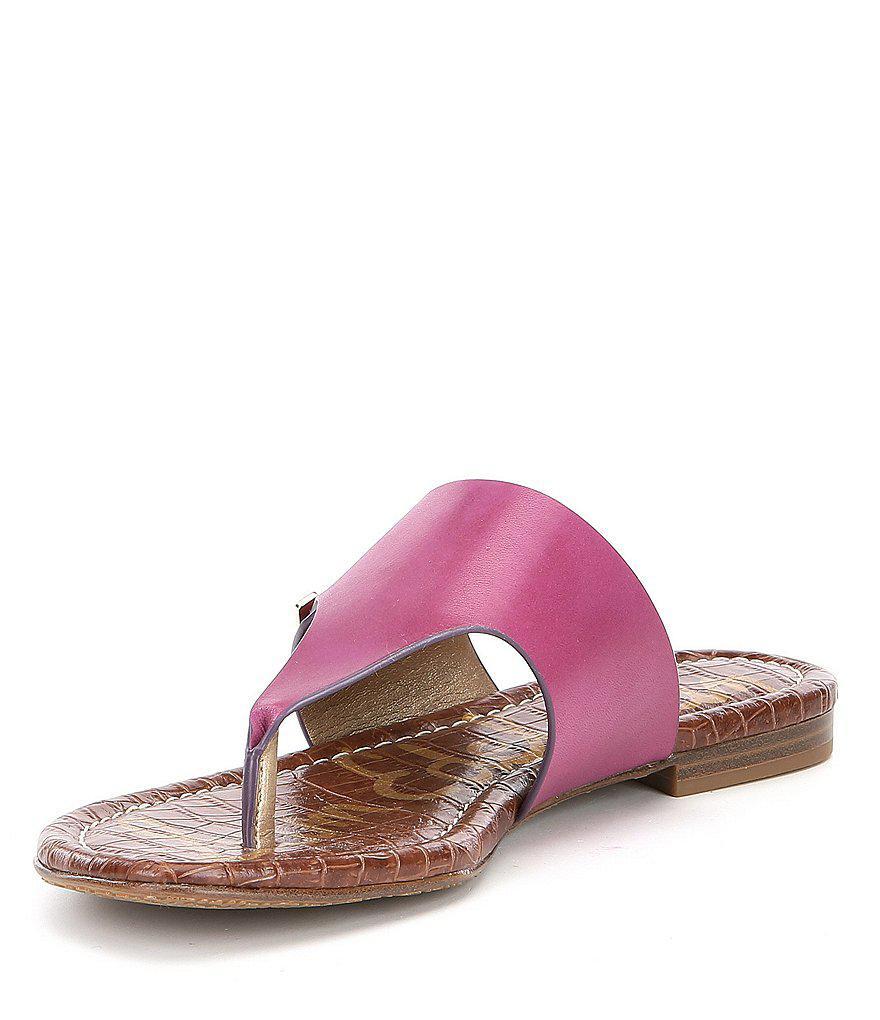 Barry Leather Double E Sandals UVZo6U