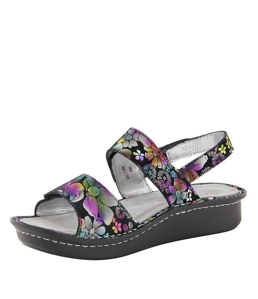 Verona Liberty Love Floral Sandals vmnzHKXSa7