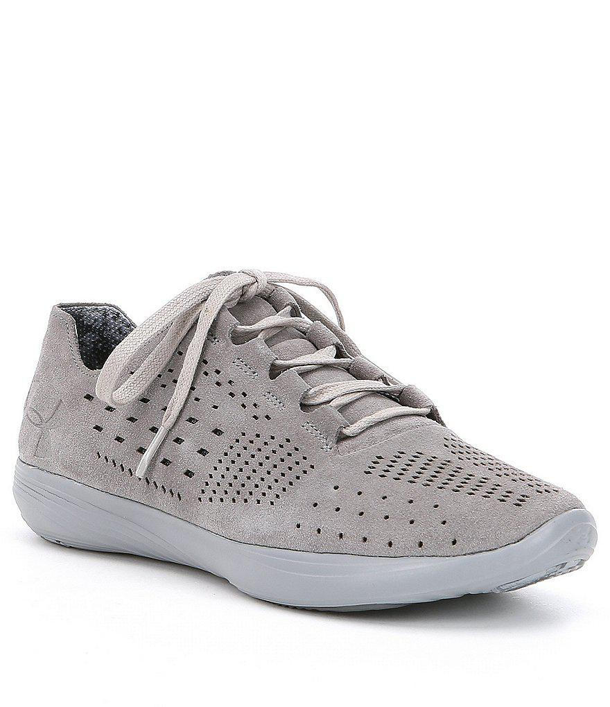 0be16493fea0 Lyst - Under Armour Women ́s Ua Street Precision Low Luxe Shoes in Gray