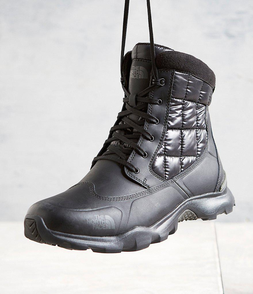 Lyst The North Face Men S Thermoball Zip Boots In Black For Trumph Phantom Darkbrown Gallery