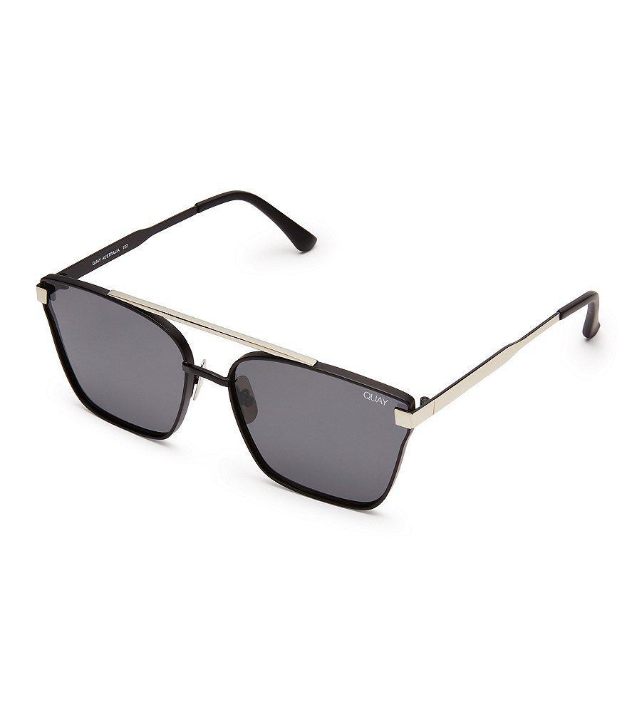 190908f634 Quay Cassius Sunglasses in Black for Men - Lyst