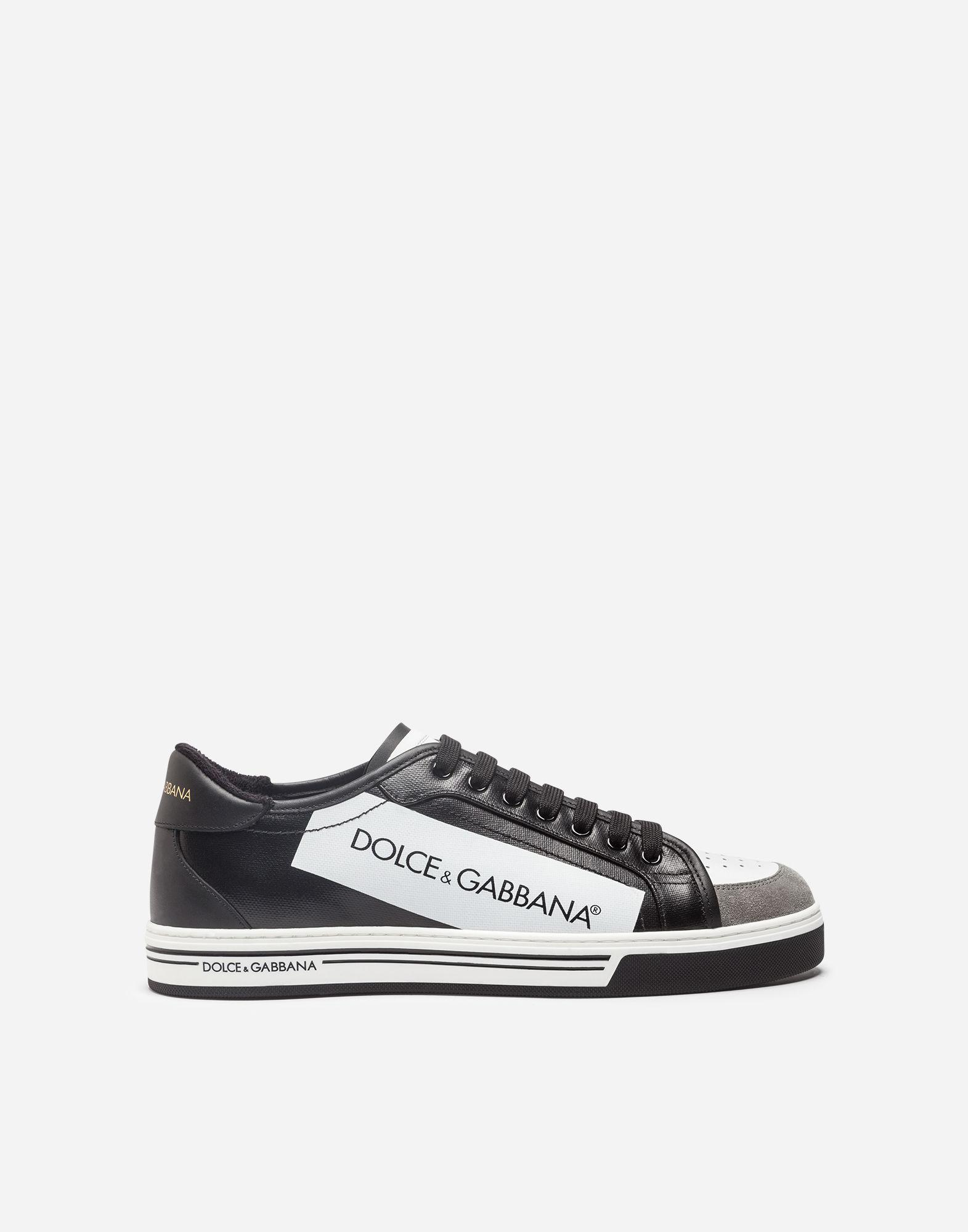 Dolce & Gabbana Chaussures De Sport - Noir Roma o4PRjF