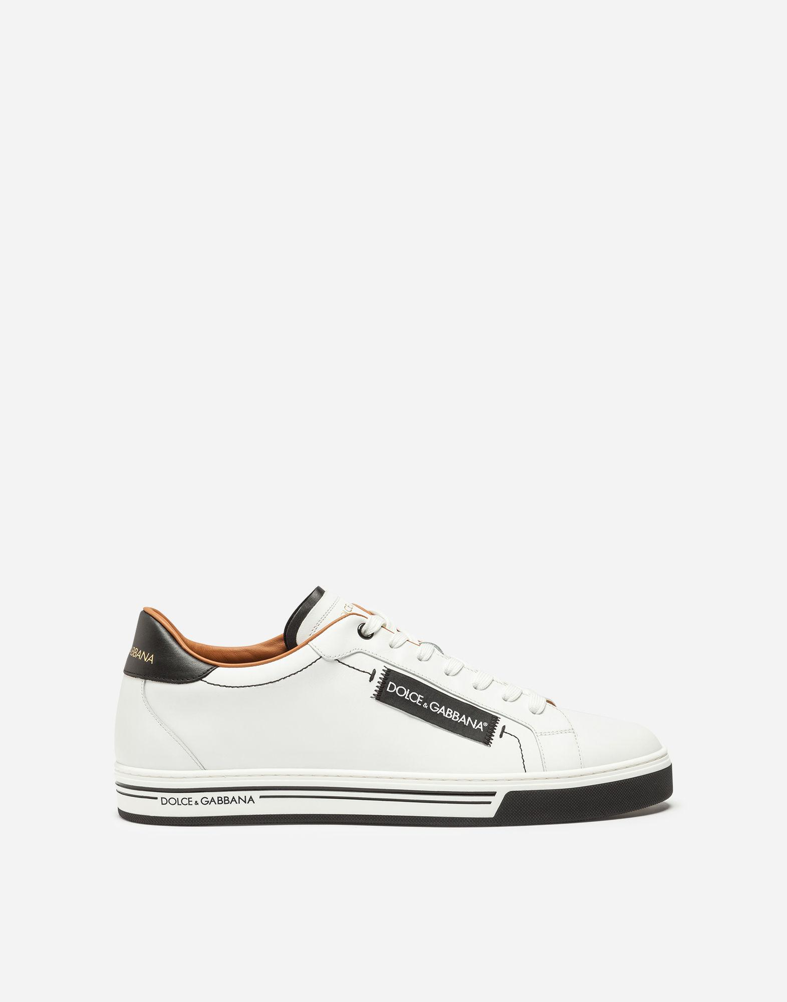 adidas Originals White Nappa Perforated Logo Sneakers QvvfG