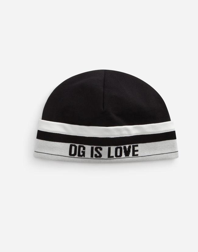 Lyst - Chapeau En Coton Dolce   Gabbana pour homme en coloris Noir 584633983b2